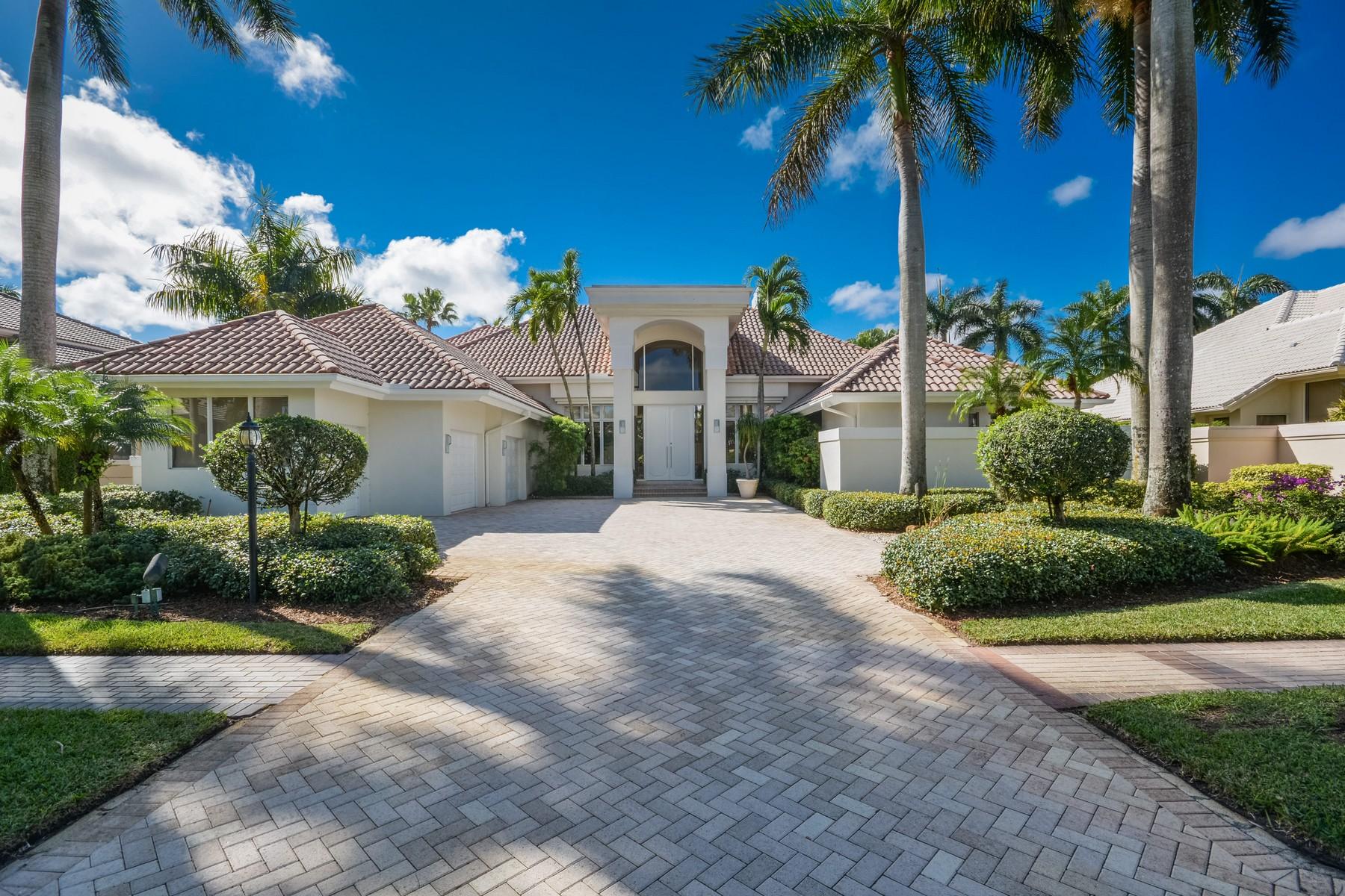 단독 가정 주택 용 매매 에 7244 Queenferry Cir , Boca Raton, FL 33496 7244 Queenferry Cir Boca Raton, 플로리다, 33496 미국