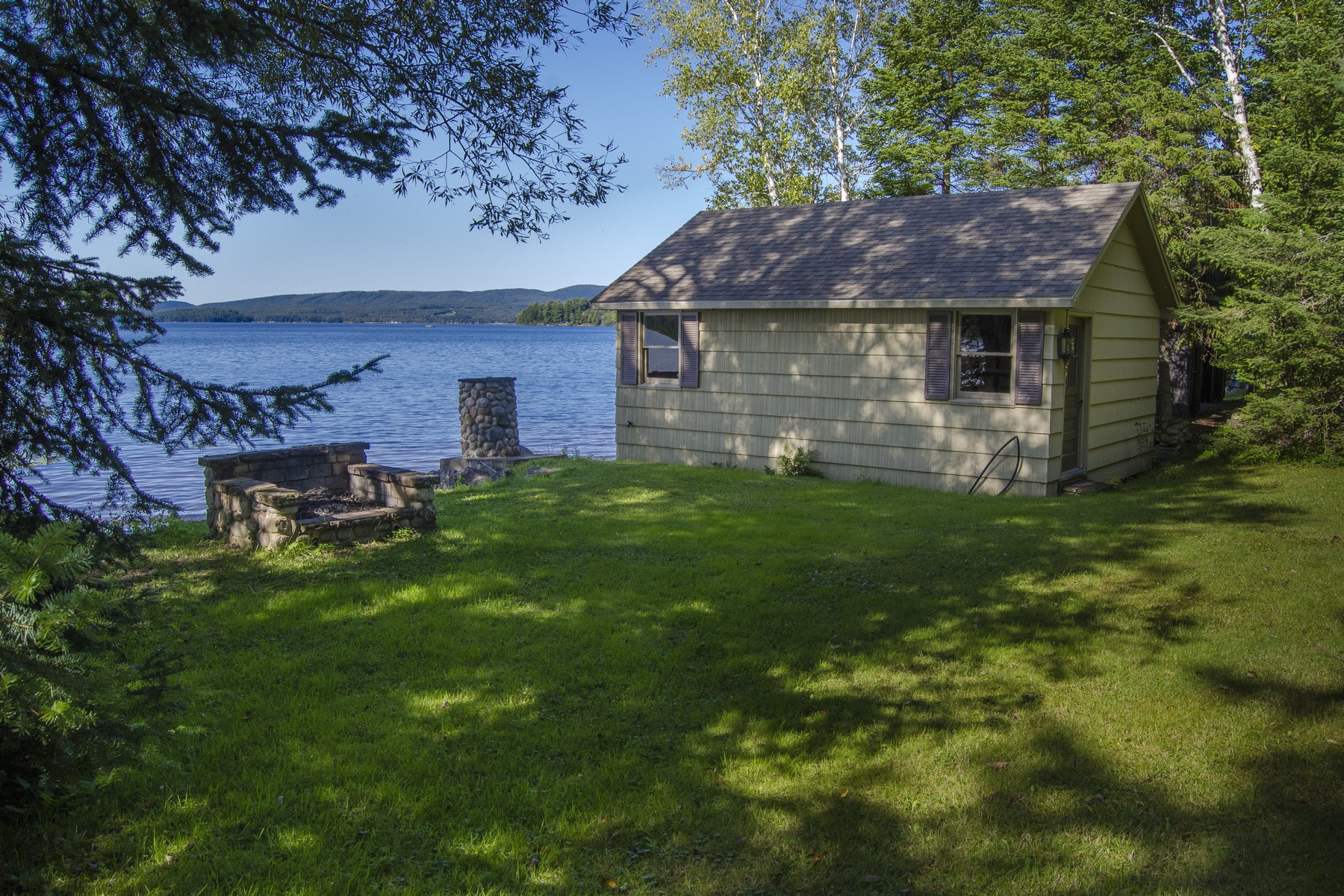 Additional photo for property listing at Chateaugay Lake Executive Camp 188  Boomhower Rd Lyon Mountain, New York 12952 United States