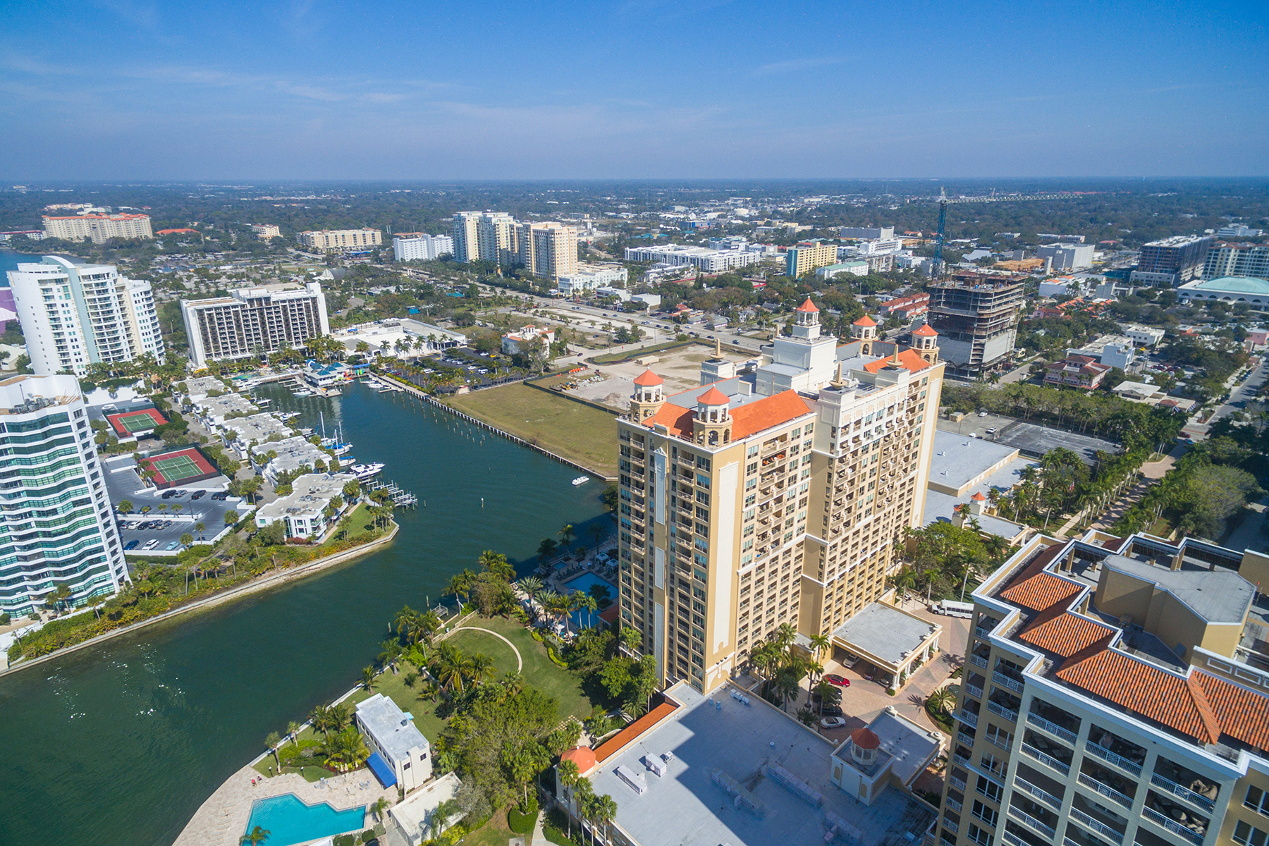 Condominium for Sale at THE RESIDENCES AT RITZ CARLTON 1111 Ritz Carlton Dr 1803 Sarasota, Florida, 34236 United States