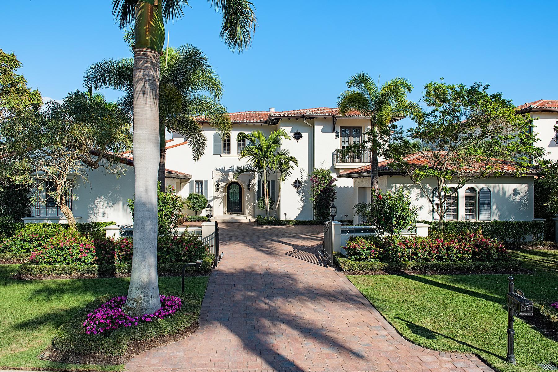 独户住宅 为 销售 在 1460 Anhinga Pt , Naples, FL 34105 1460 Anhinga Pt 那不勒斯, 佛罗里达州, 34105 美国