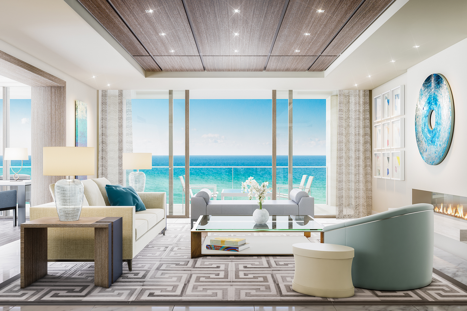 Condominio per Vendita alle ore Naples 6897 Grenadier Blvd PH01 Naples, Florida 34108 Stati Uniti