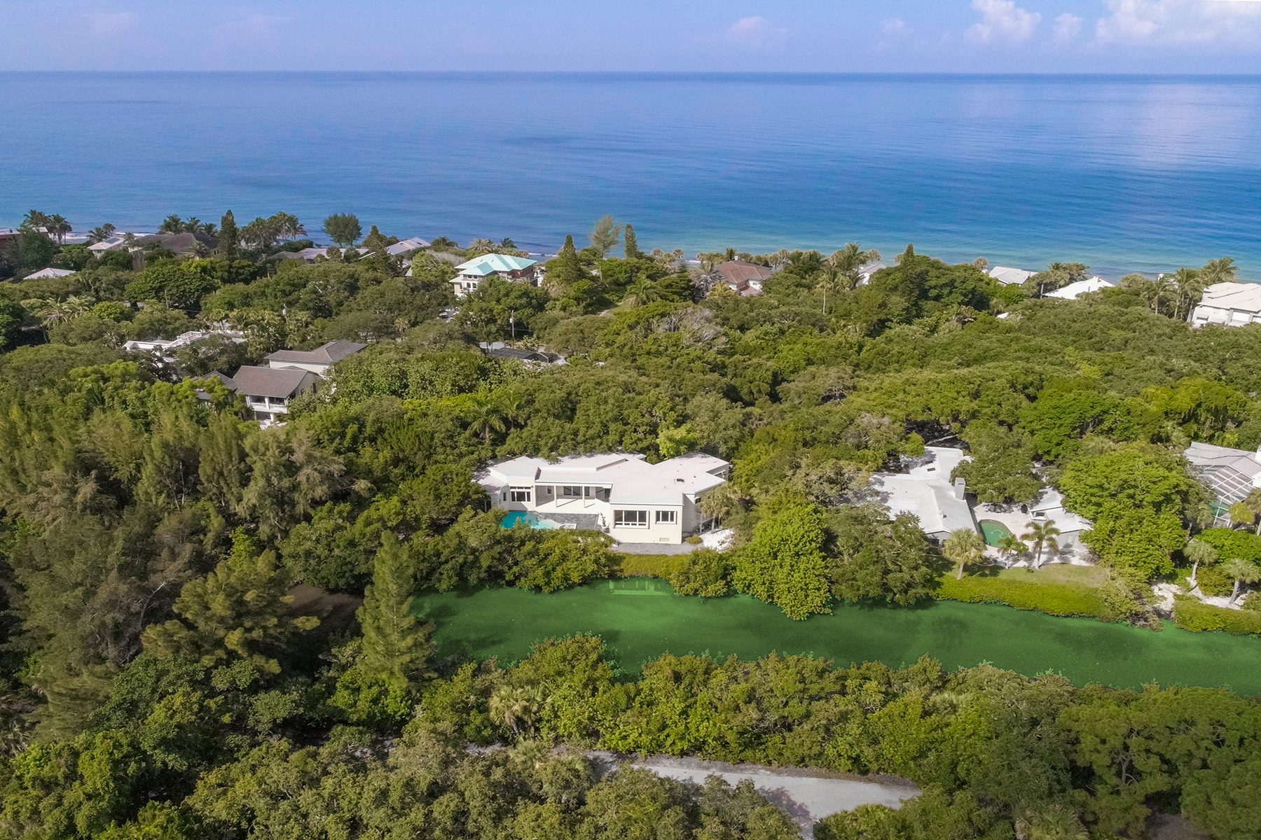 Single Family Home for Sale at SANDERLING CLUB 7259 Turnstone Rd, Sarasota, Florida, 34242 United States