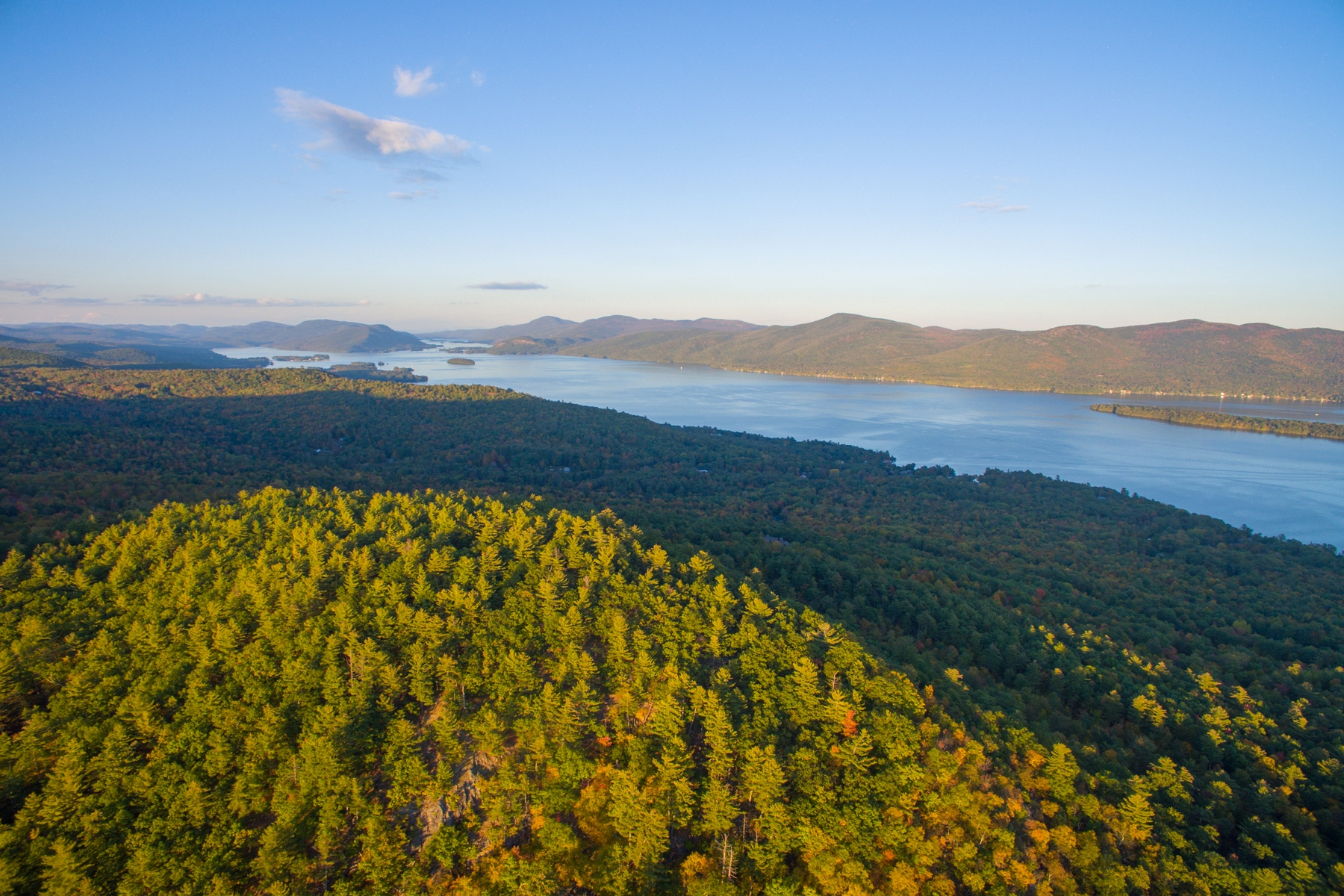 Land for Sale at 800 Acre Private Mountain Overlooking Lake George! 250 Coolidge Hill Rd. Diamond Point, New York 12824 United States