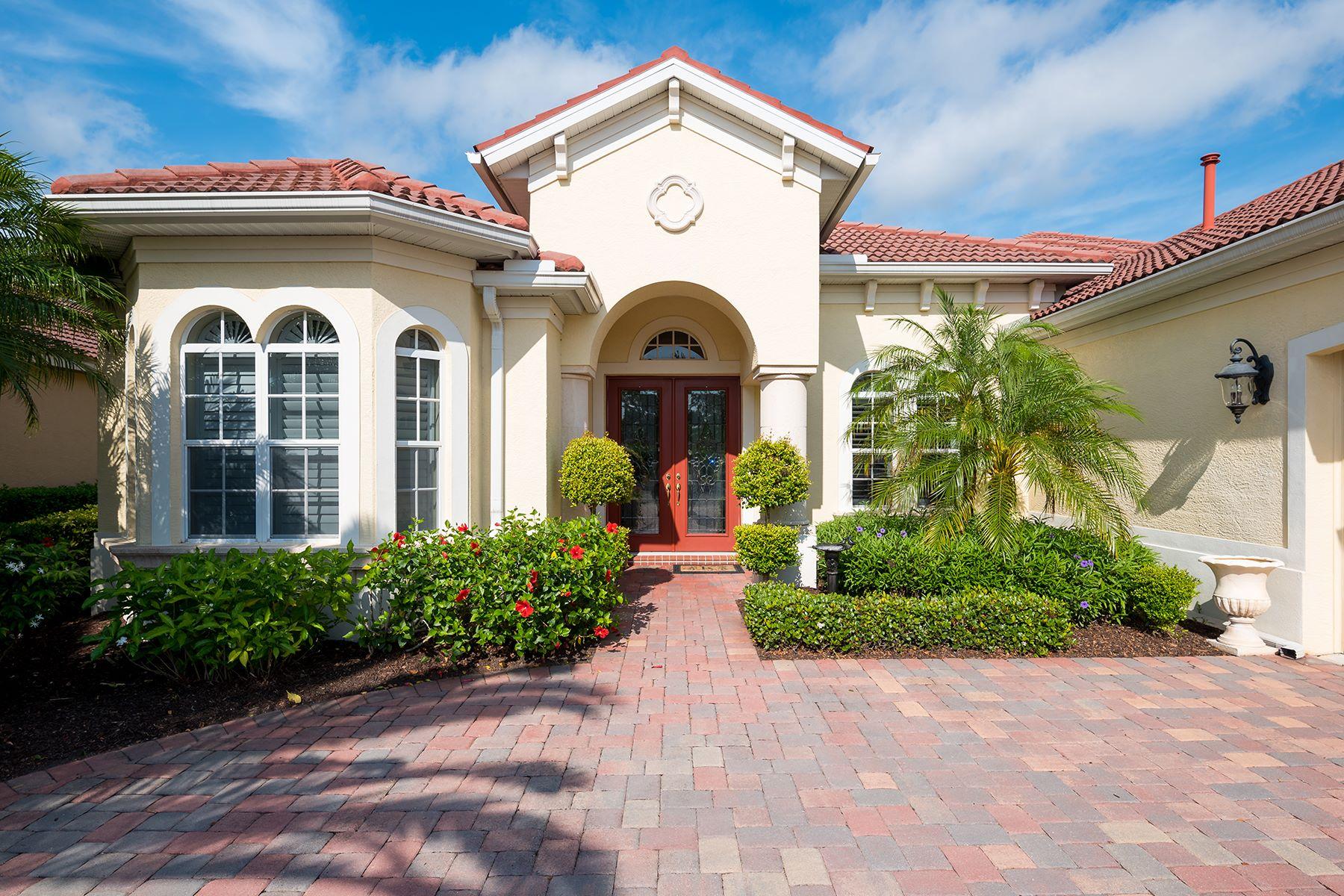 Maison unifamiliale pour l Vente à LAKEWOOD RANCH COUNTRY CLUB 6938 Brier Creek Ct Lakewood Ranch, Florida, 34202 États-Unis