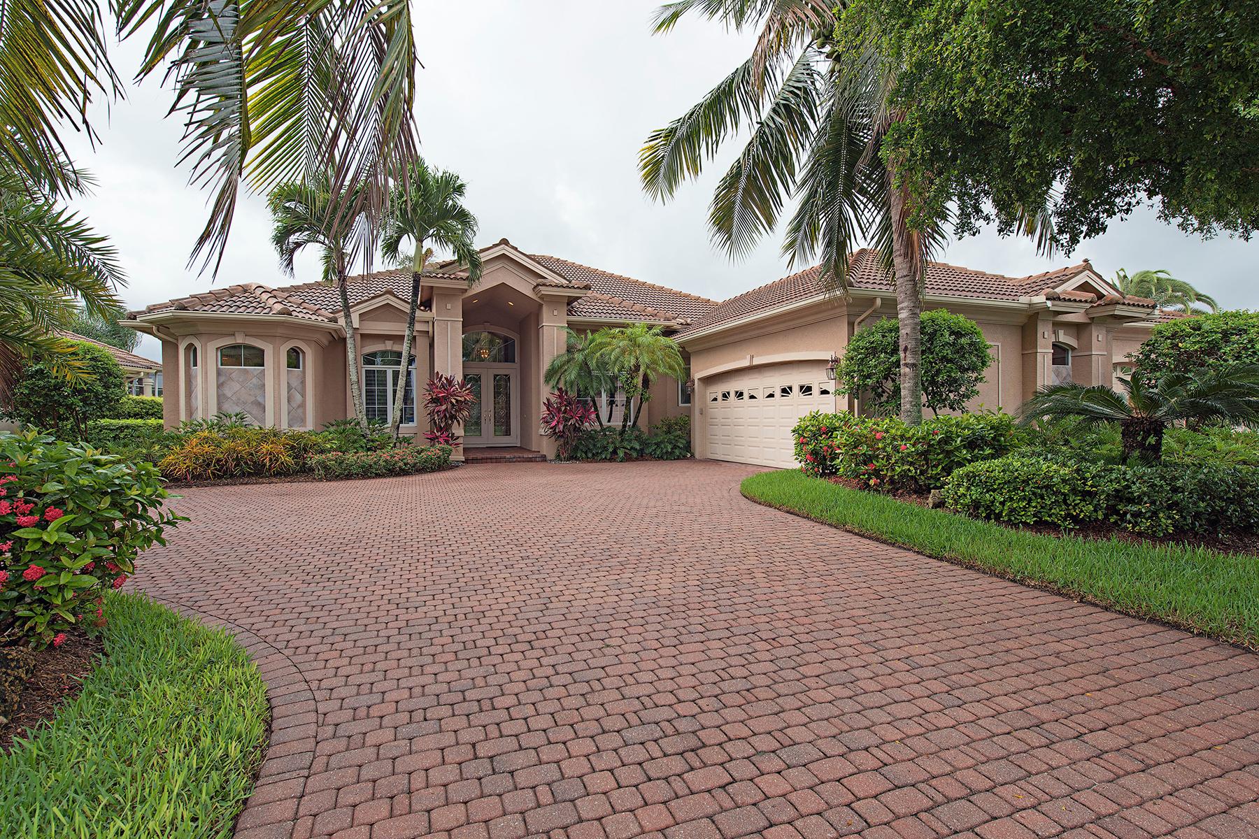 一戸建て のために 売買 アット The Strand 5970 Amberwood Dr Naples, フロリダ, 34110 アメリカ合衆国