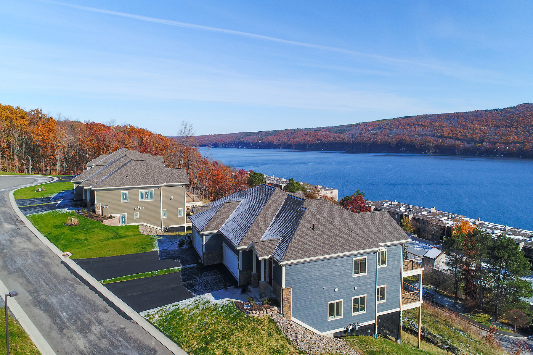 Condominium for Sale at Bristol XV 15B Terrace Drive Canandaigua, New York 14424 United States