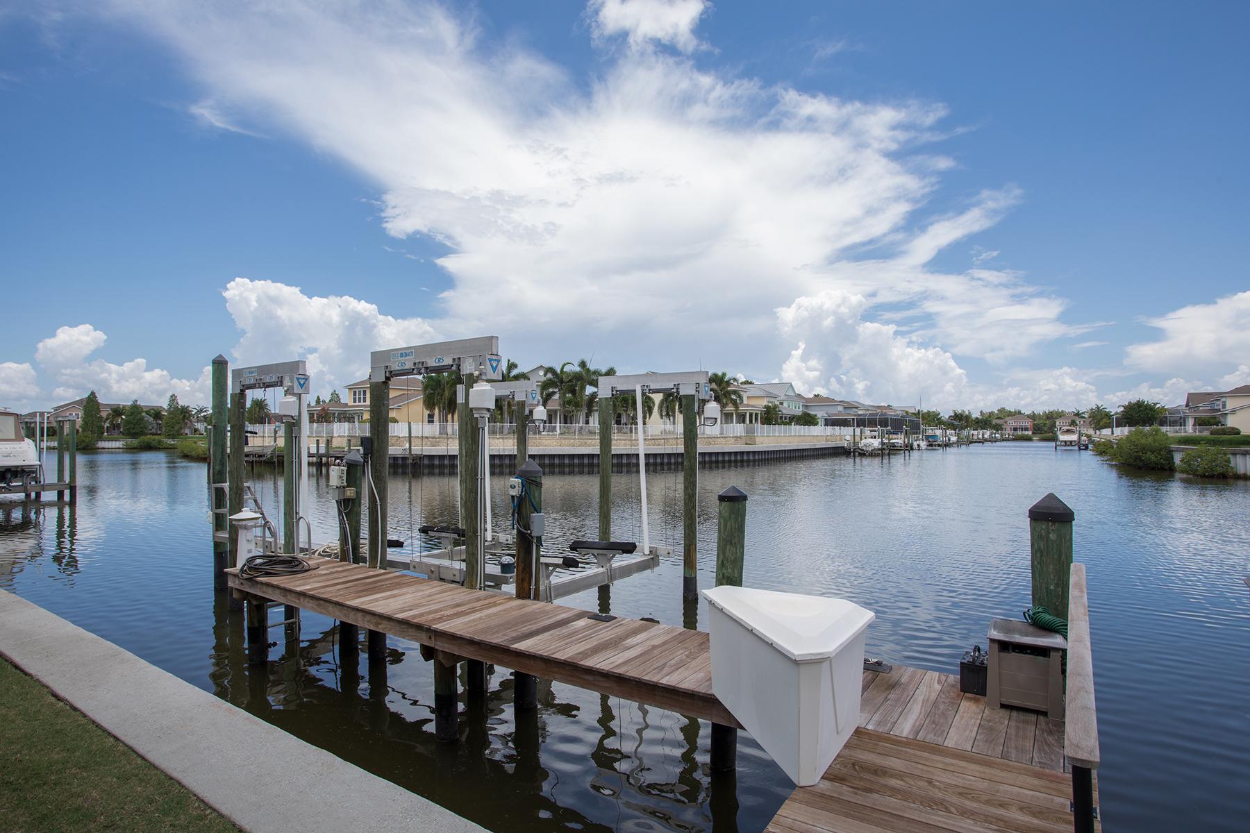 Maison unifamiliale pour l Vente à APOLLO BEACH 437 Mirabay Blvd Apollo Beach, Florida, 33572 États-Unis