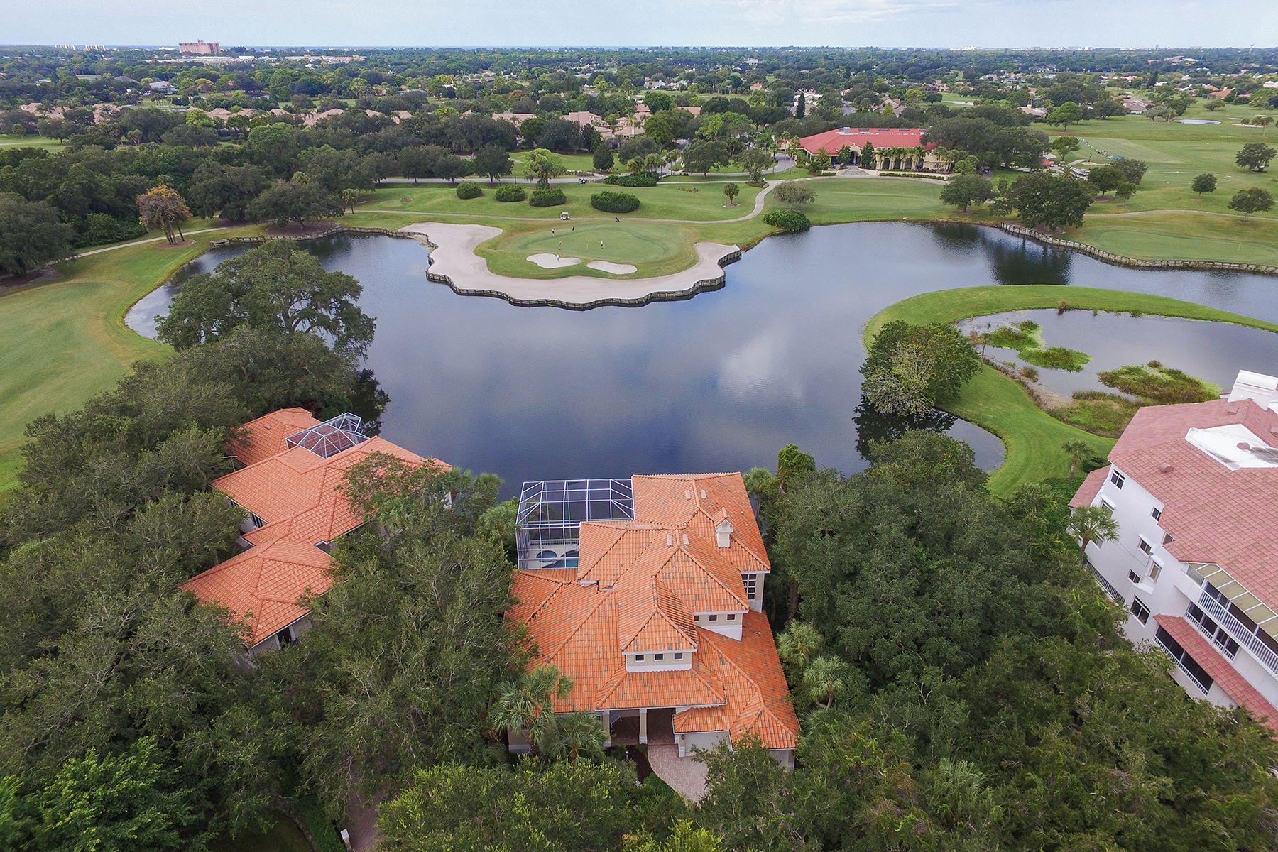 단독 가정 주택 용 매매 에 PRESTANCIA 7466 Monte Verde Sarasota, 플로리다, 34238 미국
