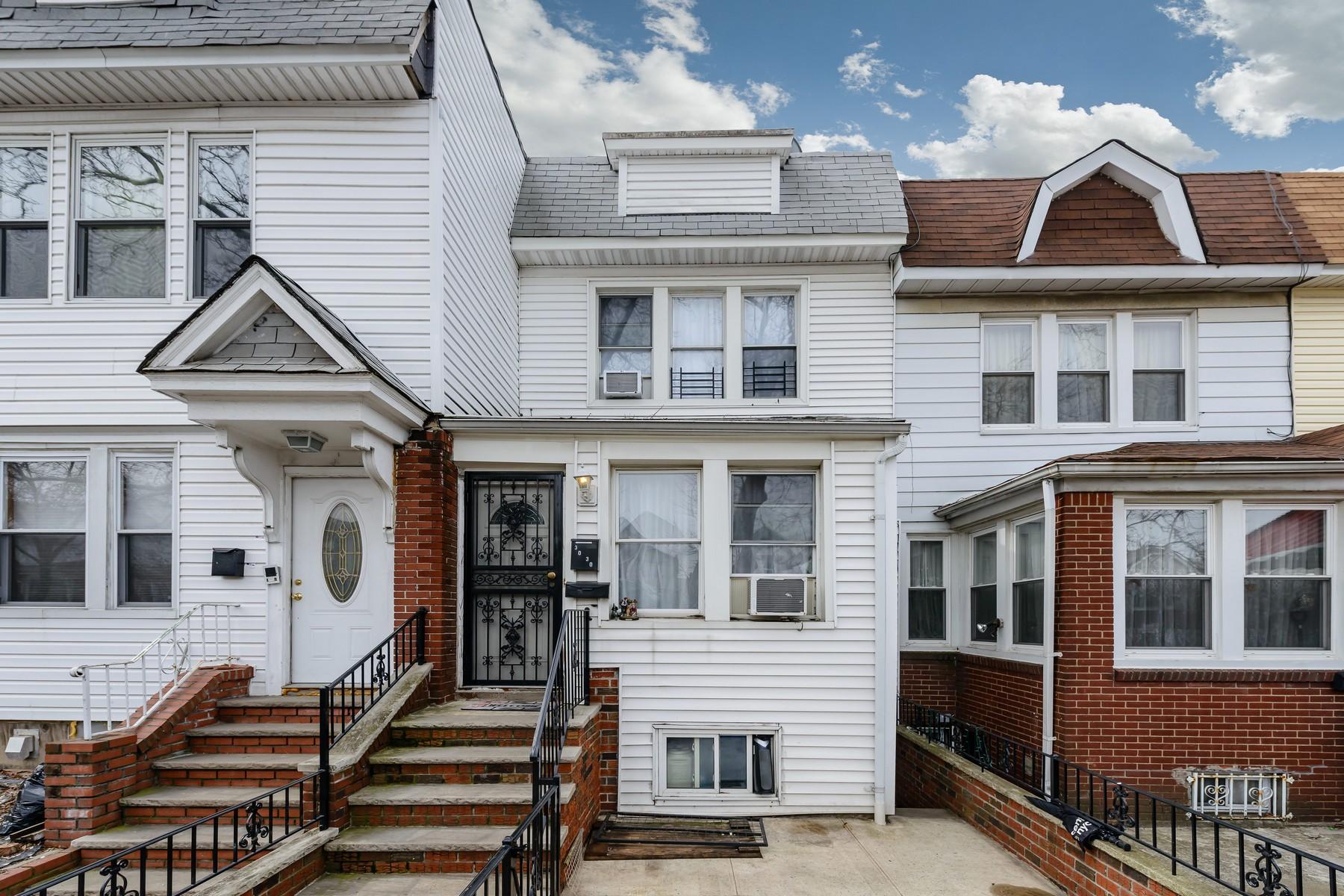 Single Family Home for Sale at 30-30 91st St , E. Elmhurst, NY 11369 30-30 91st St East Elmhurst, New York 11369 United States