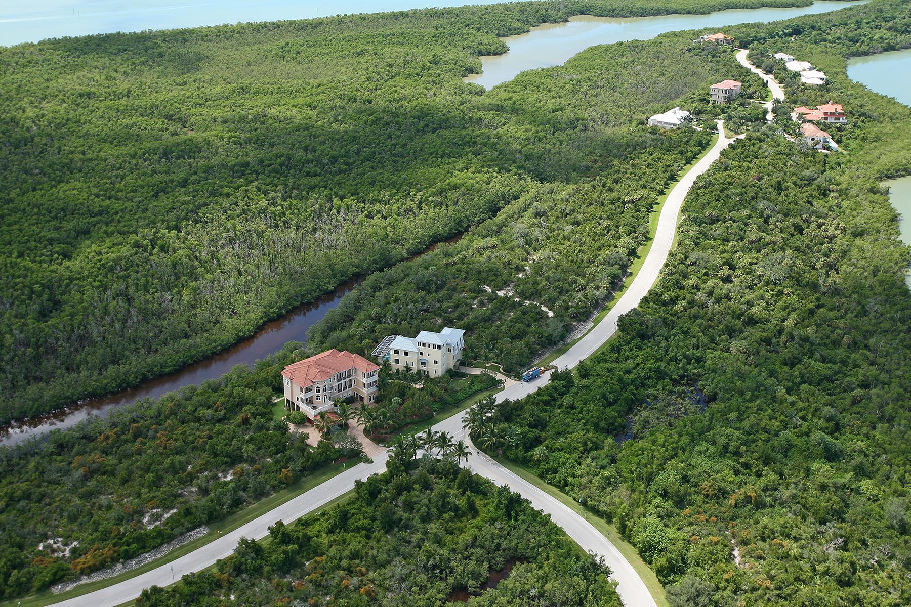 Arazi için Satış at KEY MARCO 1071 Blue Hill Creek Dr Marco Island, Florida, 34145 Amerika Birleşik Devletleri