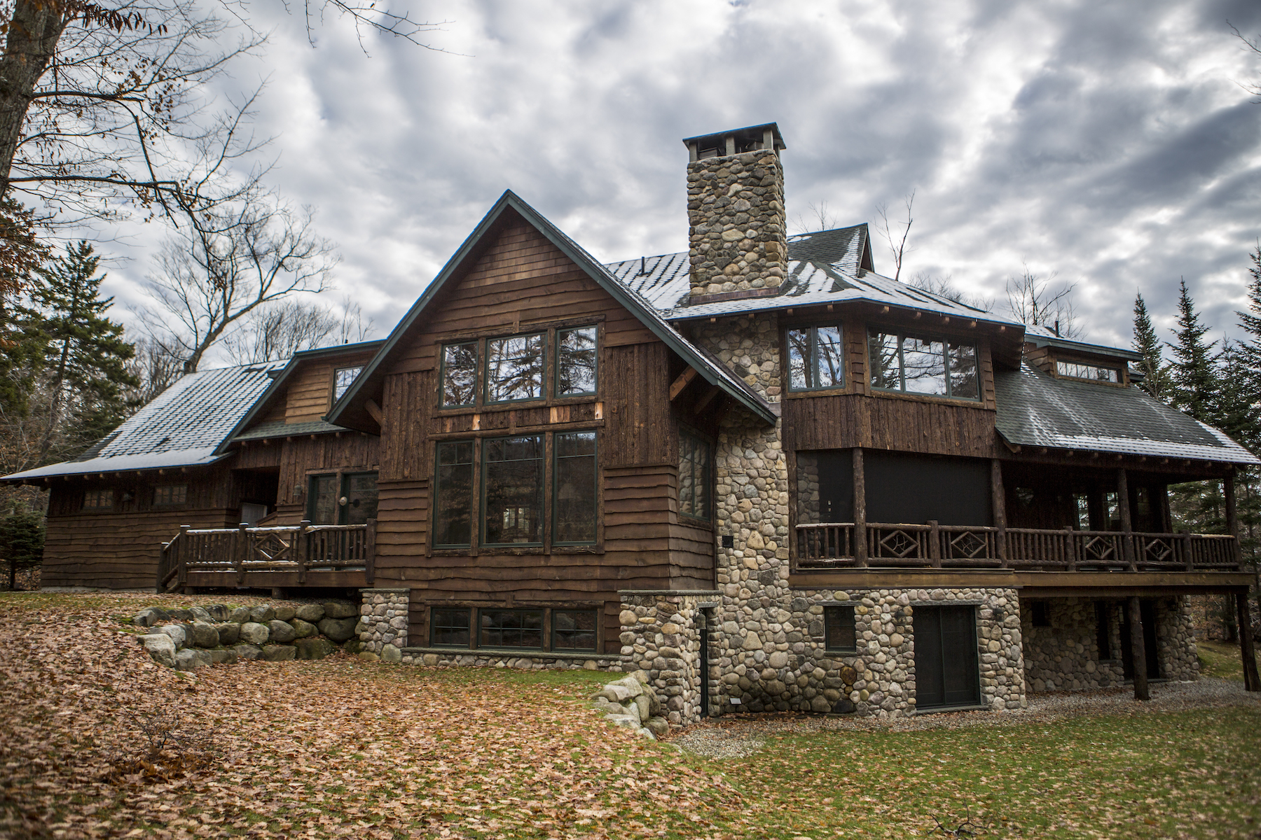 Additional photo for property listing at Adirondack Grand Lodge 3  Peters Way Lake Placid, Νεα Υορκη 12946 Ηνωμενεσ Πολιτειεσ