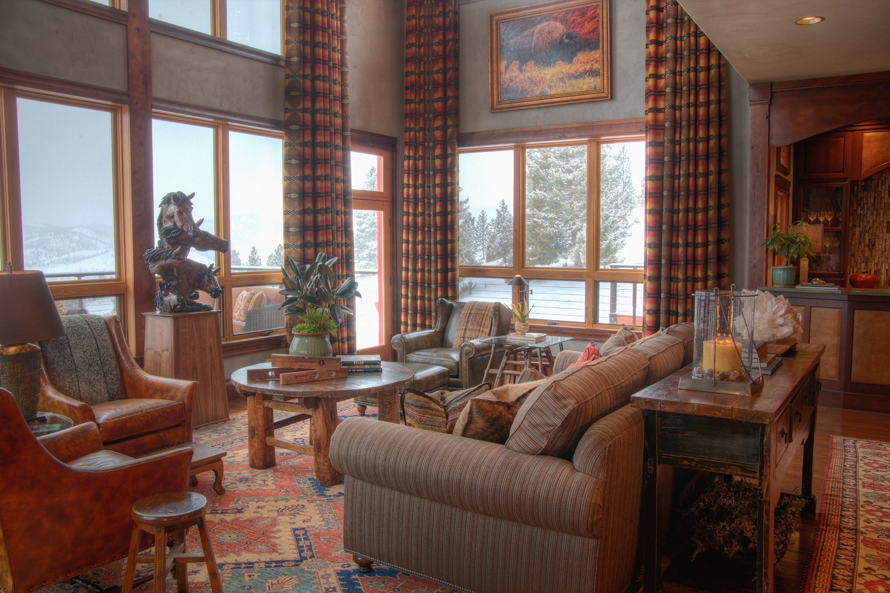 Additional photo for property listing at Bearmouth Legacy Ranch  Drummond, Montana 59832 United States