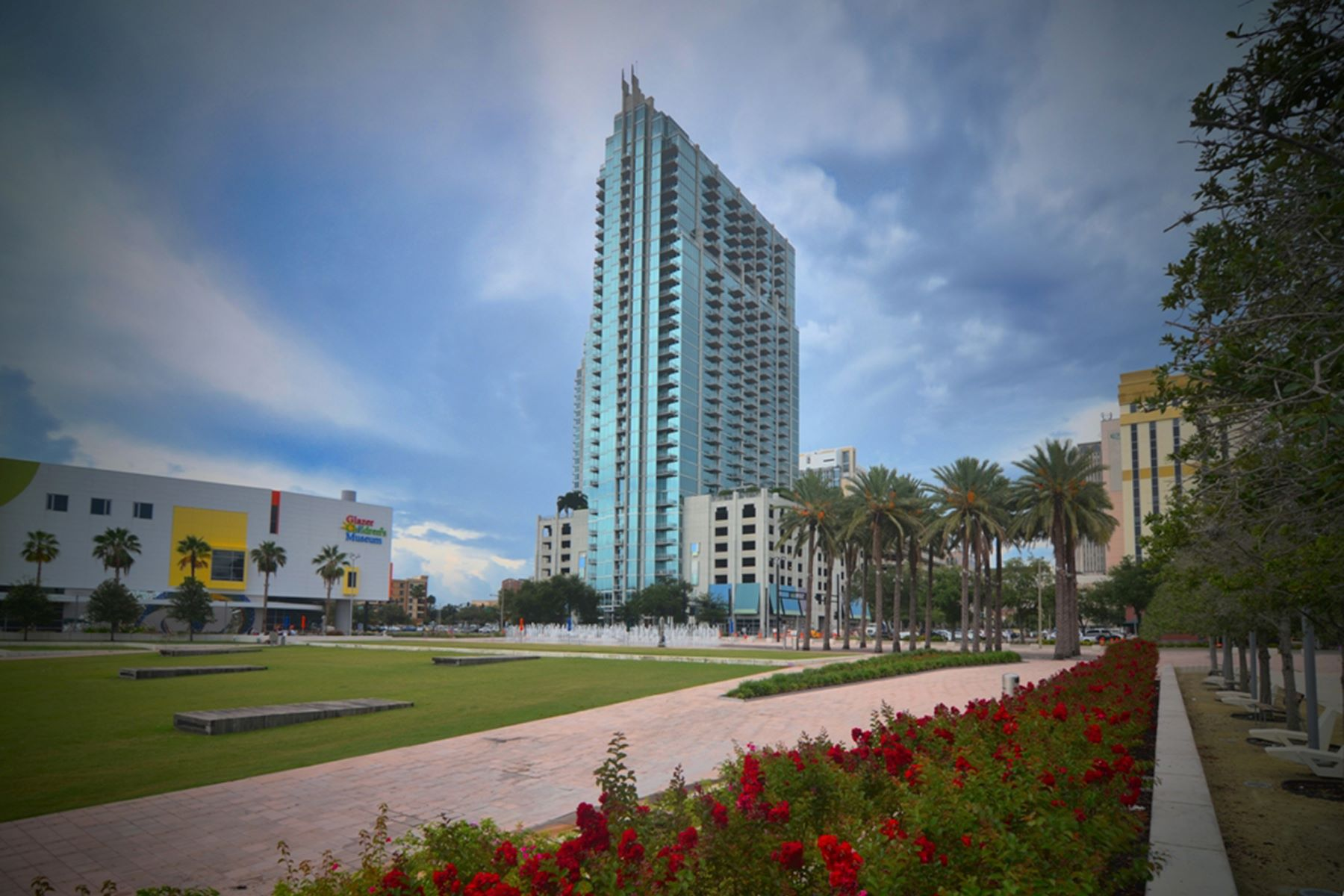 Condominium for Sale at DOWNTOWN 777 N Ashley Dr 1015 Downtown, Tampa, Florida, 33602 United States