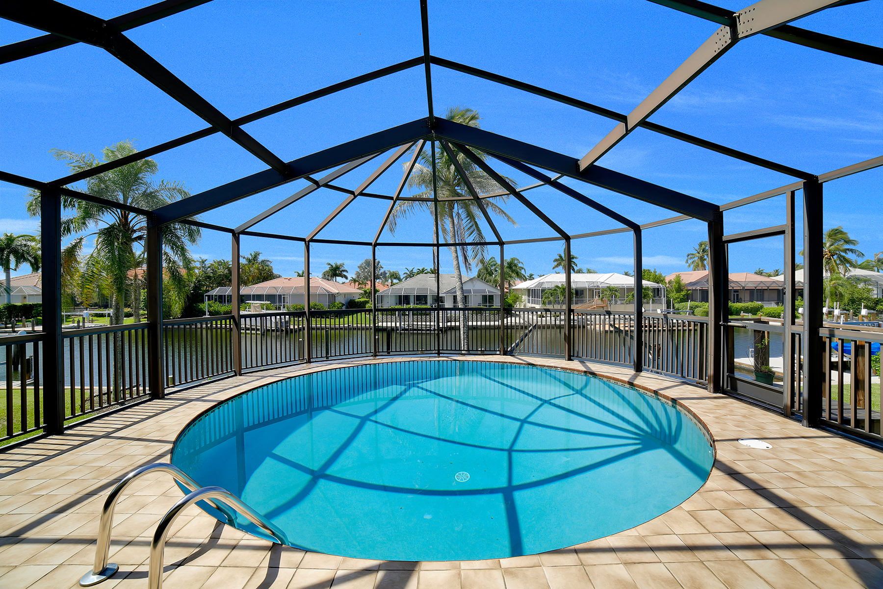 Single Family Home for Sale at MARCO ISLAND 1149 Bond Ct, Marco Island, Florida 34145 United States