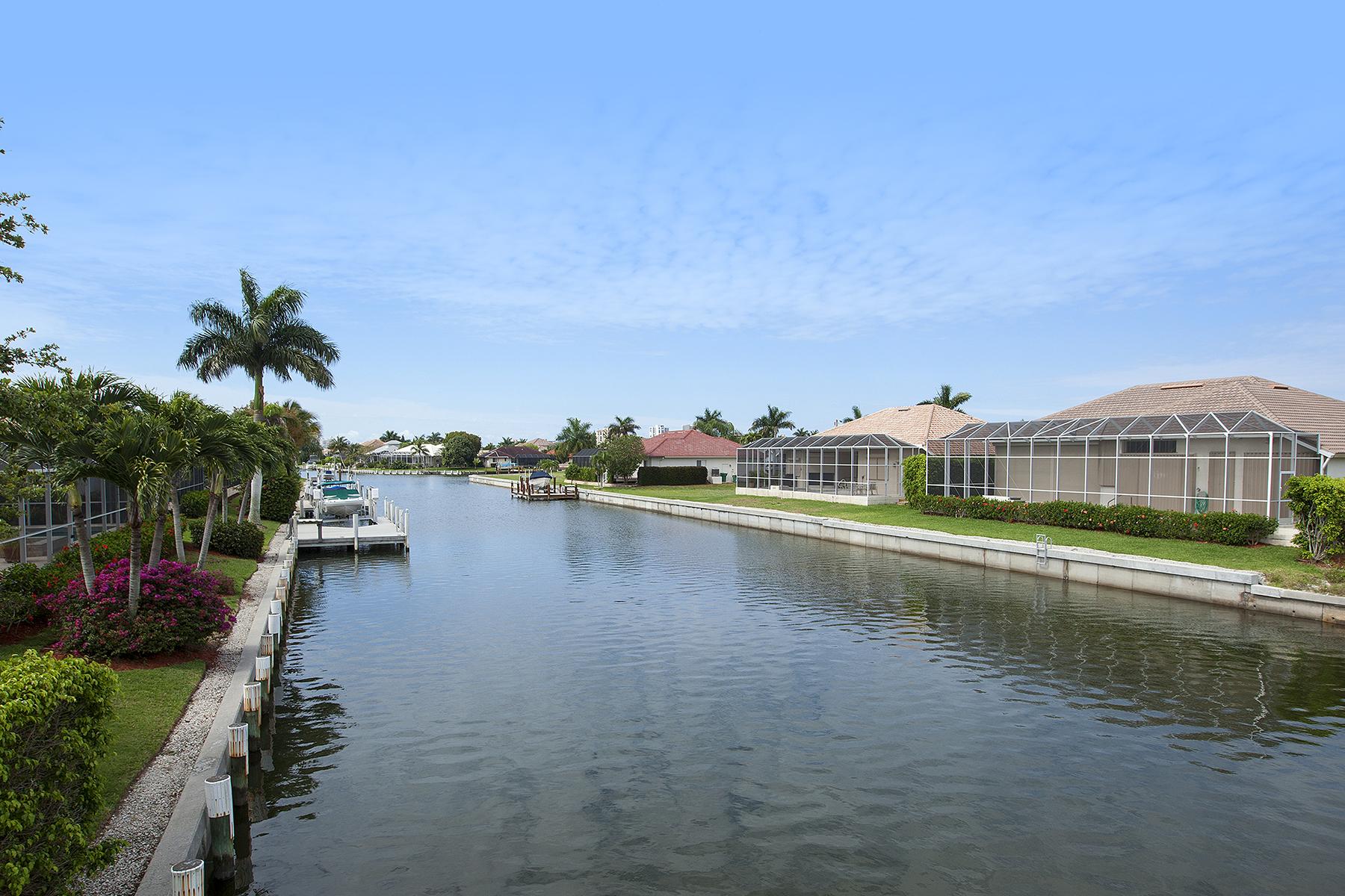 土地 為 出售 在 MARCO BEACH 1124 Strawberry Ct Marco Island, 佛羅里達州, 34145 美國