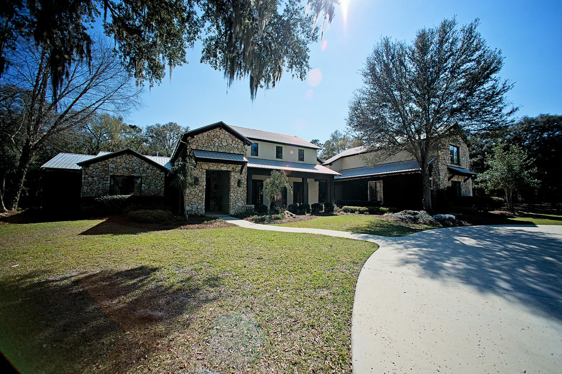 Tek Ailelik Ev için Satış at SUMMERFIELD 4300 Highway 42 Summerfield, Florida, 34491 Amerika Birleşik Devletleri