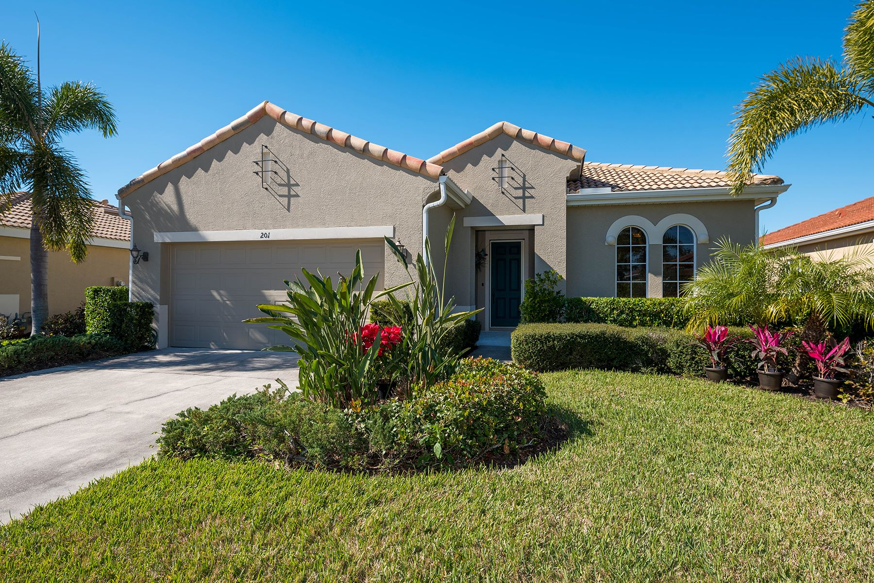 Single Family Home for Sale at VENETIAN GOLF & RIVER CLUB 201 Savona Way, North Venice, Florida, 34275 United States
