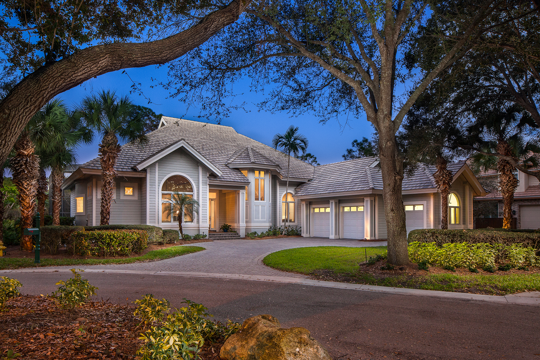 Single Family Home for Sale at COLLIERS RESERVE 11720 Walton Pl Naples, Florida, 34110 United States