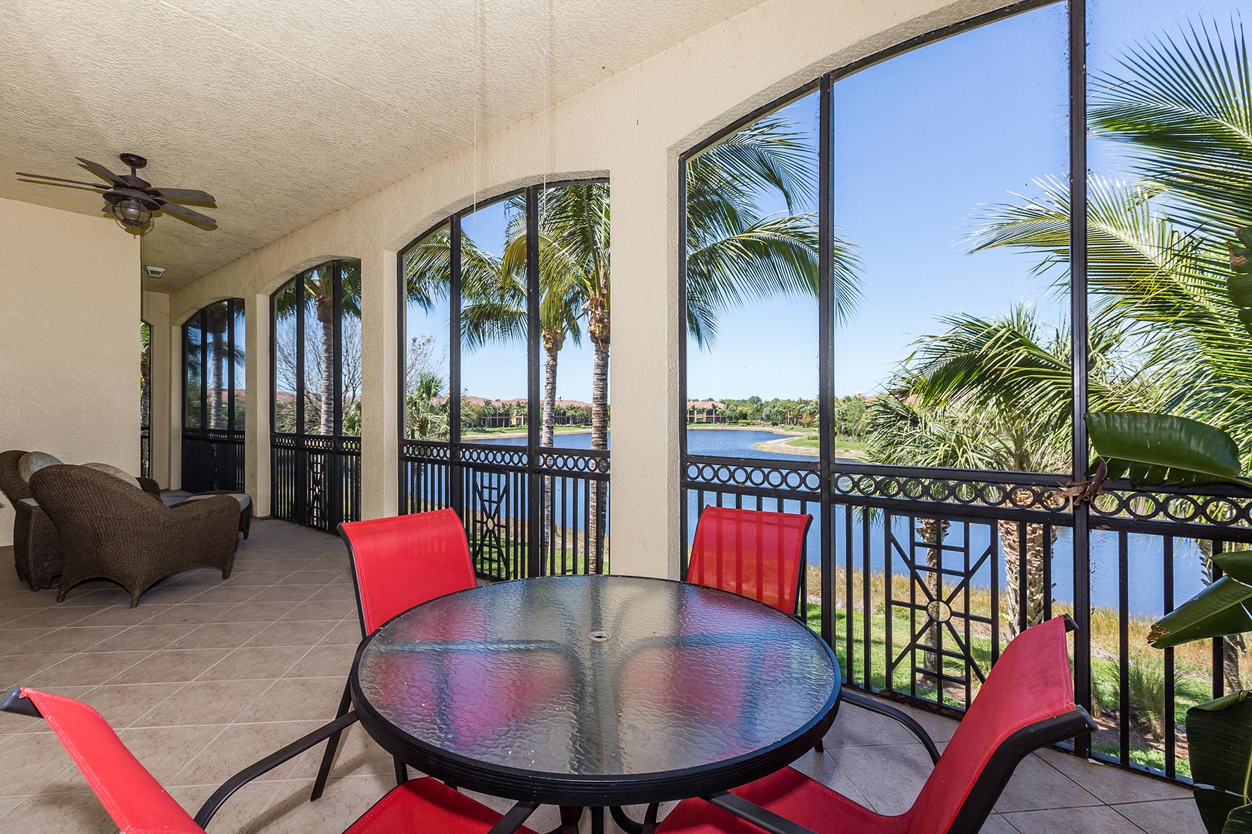 共管式独立产权公寓 为 销售 在 FIDDLERS CREEK 9259 Museo Cir 204 那不勒斯, 佛罗里达州, 34114 美国