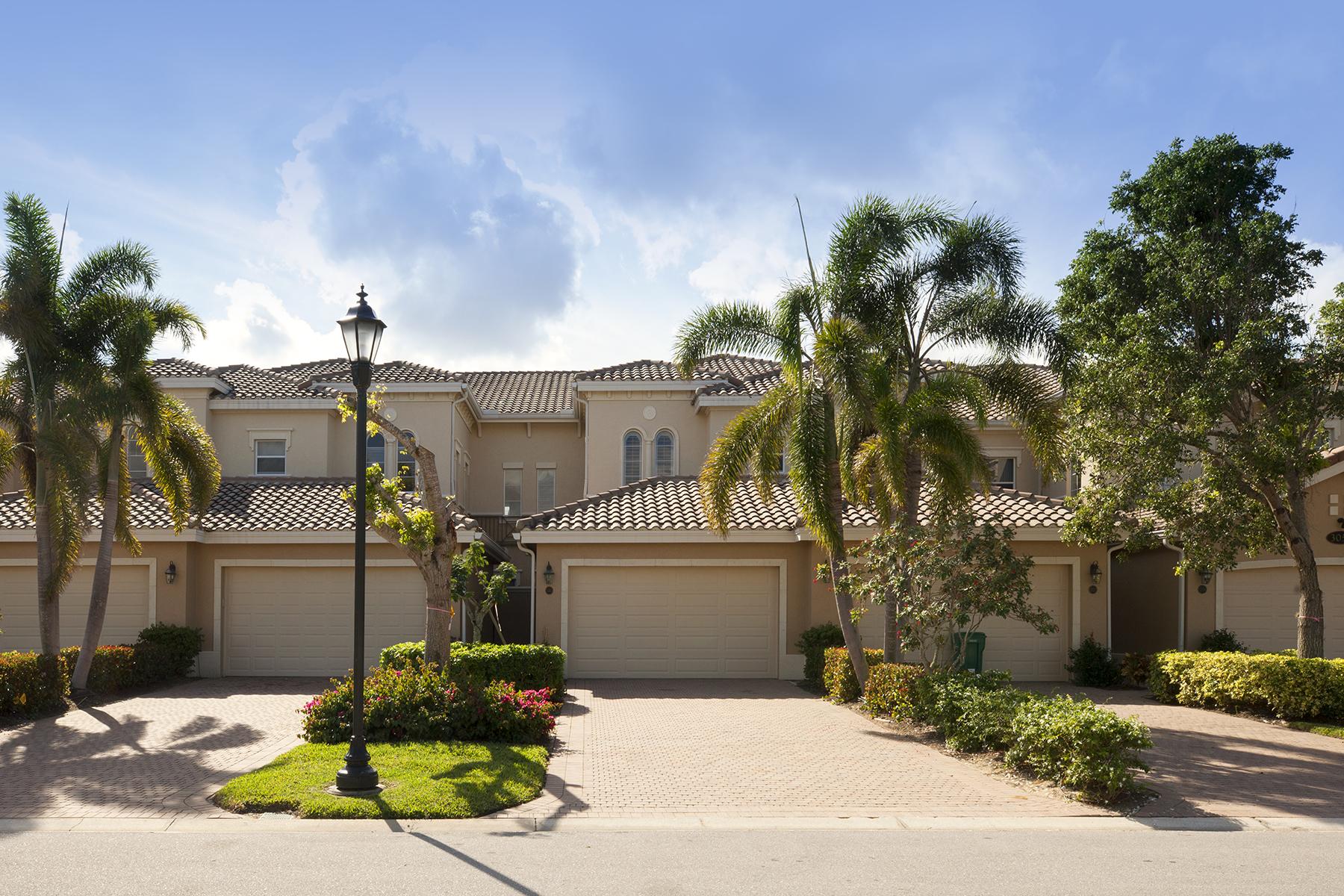 Condominium for Sale at FIDDLERS CREEK 3053 Aviamar Cir 103, Naples, Florida, 34114 United States