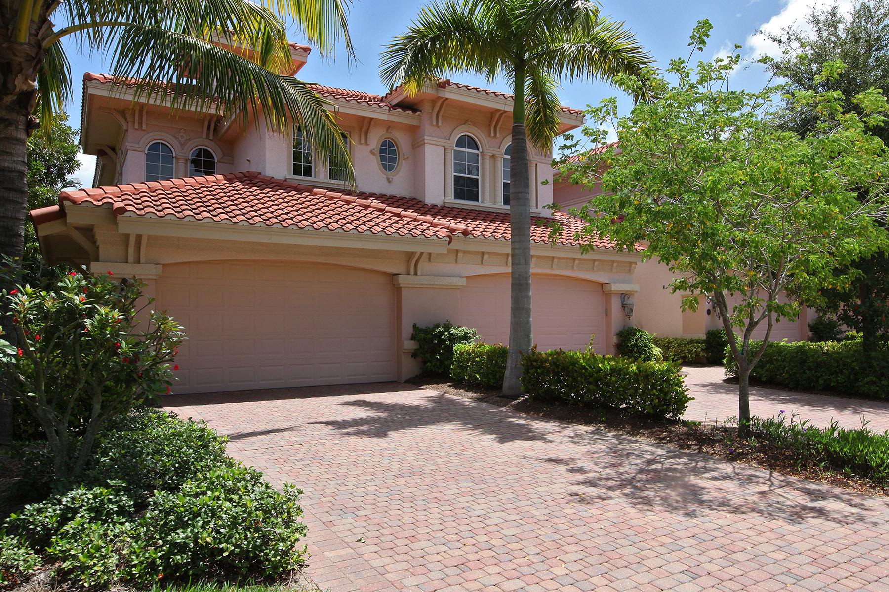 Appartement en copropriété pour l Vente à FIDDLERS CREEK 3185 Aviamar Cir 201 Naples, Florida, 34114 États-Unis