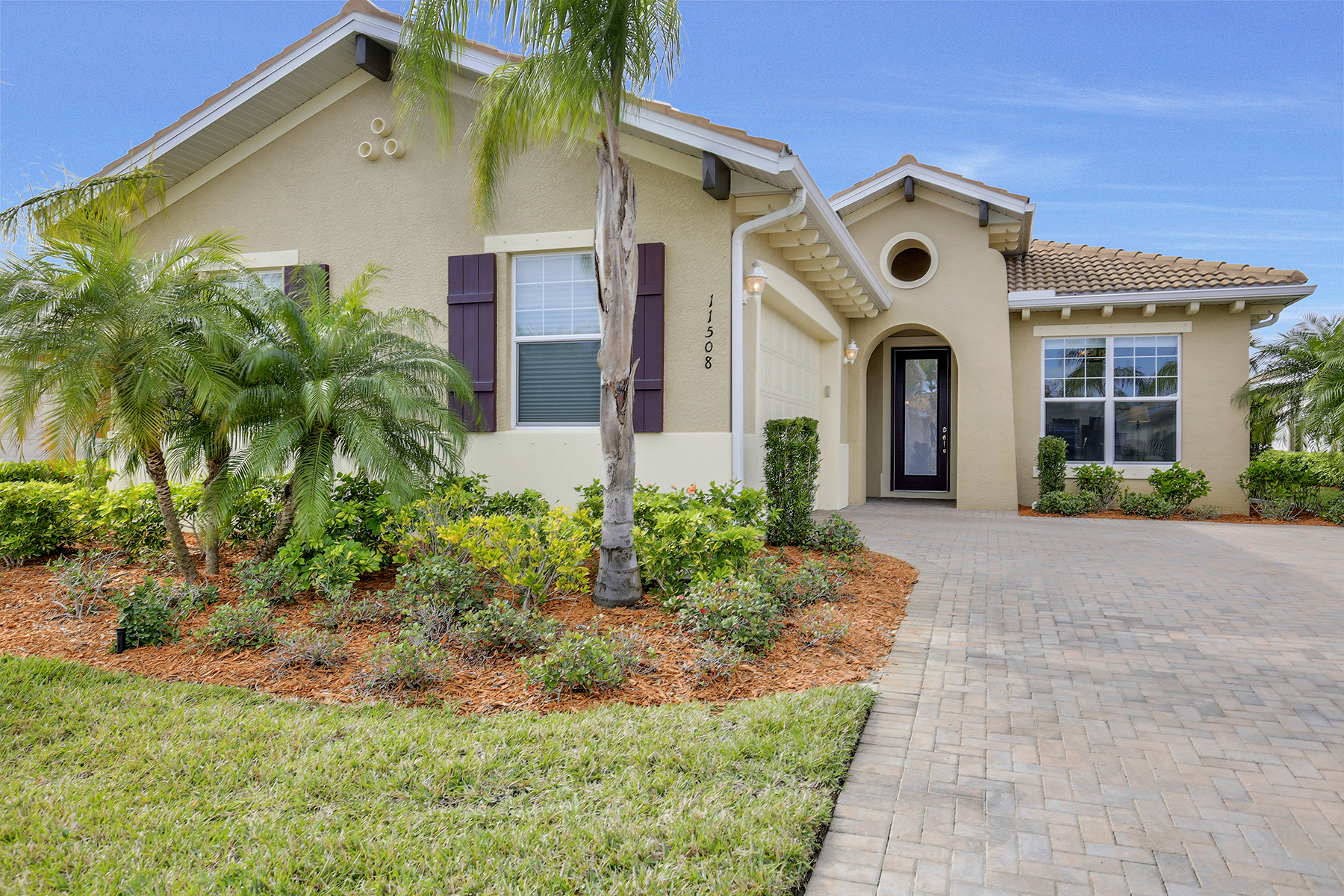 Single Family Home for Sale at PELICAN PRESERVE - CARENA 11508 Giulia Dr, Fort Myers, Florida 33913 United States