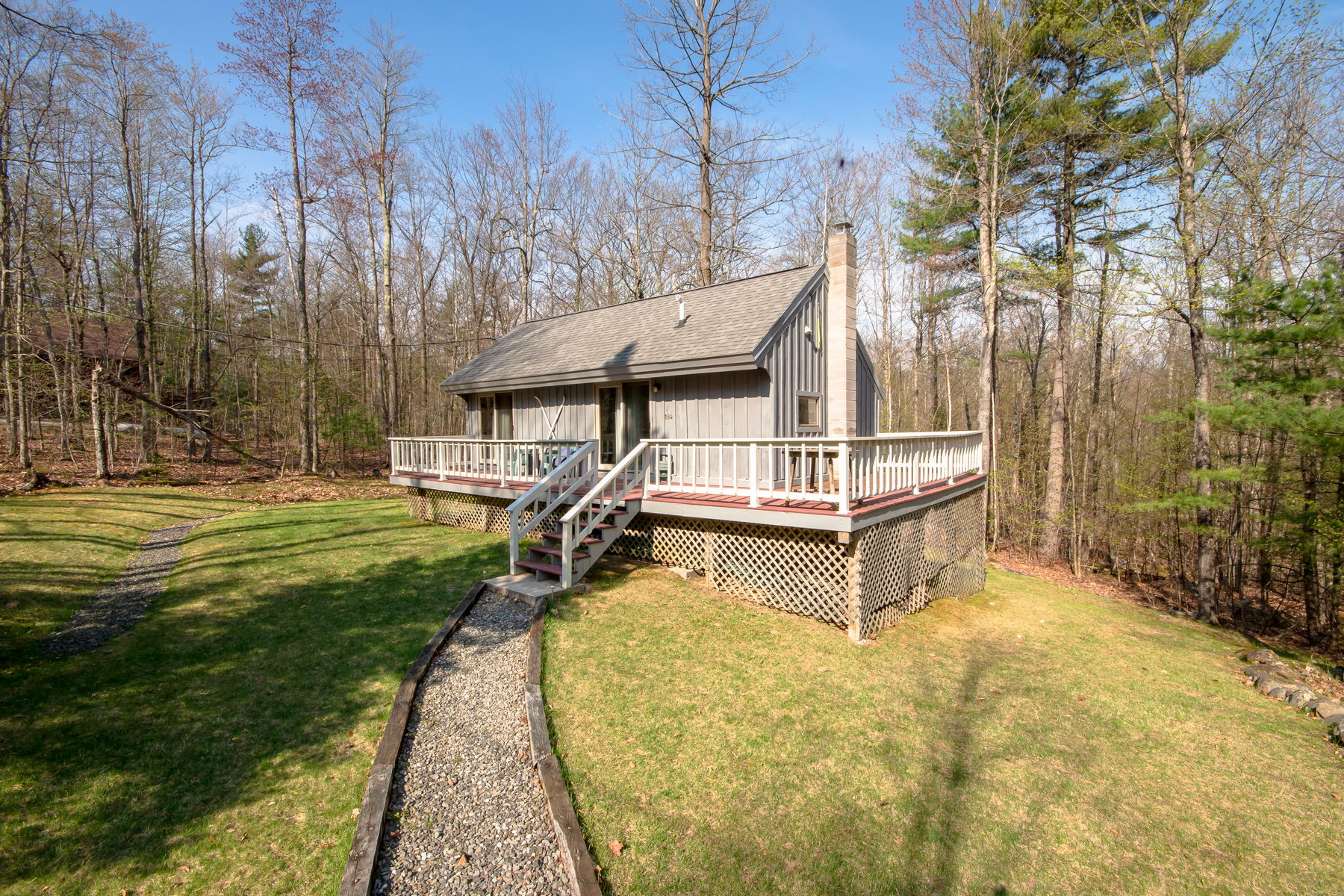 Single Family Homes for Active at Adirondack Escape 184 Sequoia Mountain Ln Jay, New York 12941 United States