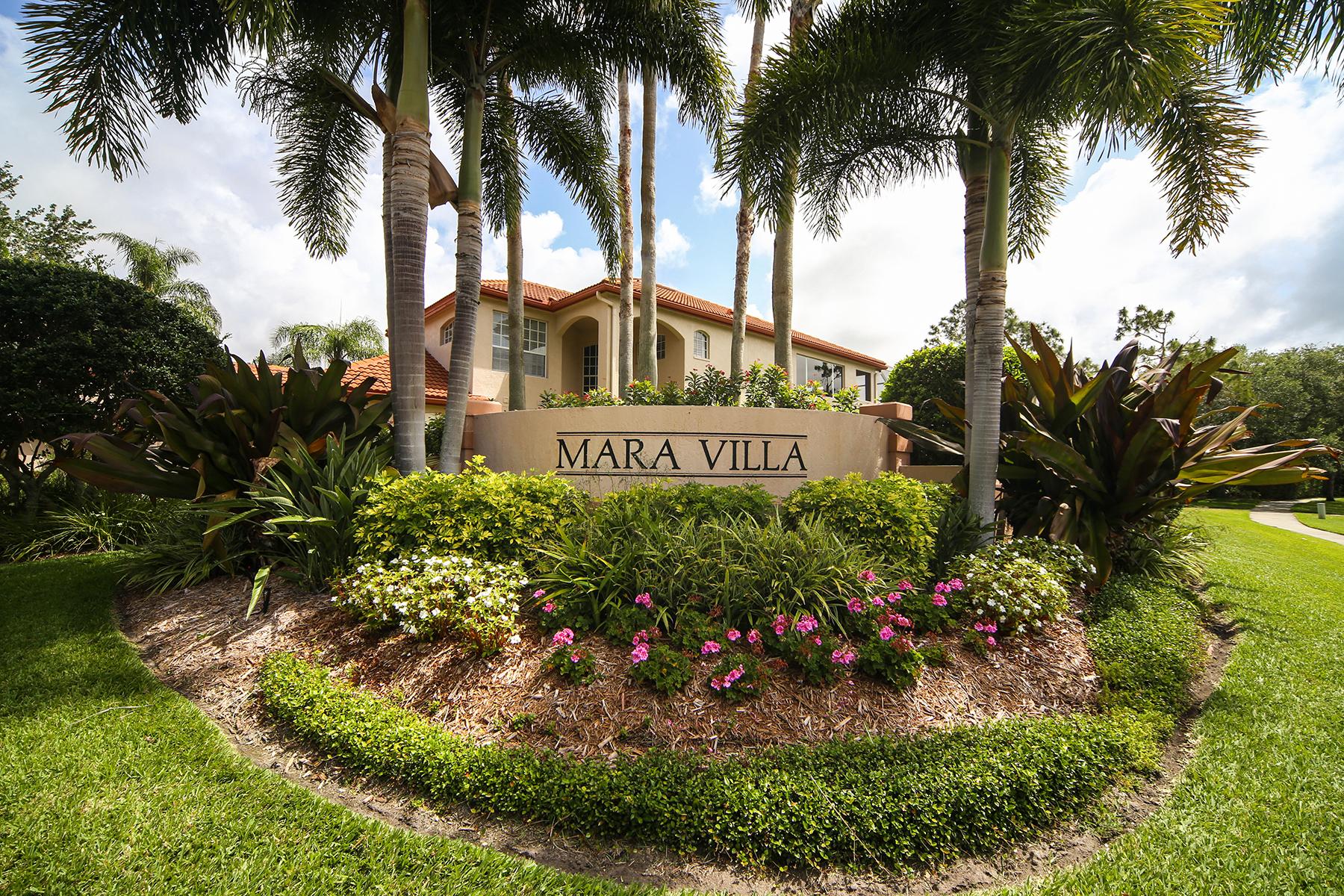 Appartement en copropriété pour l à louer à PRESTANCIA - MARA VILLA 7263 Regina Royale Sarasota, Florida 34238 États-Unis