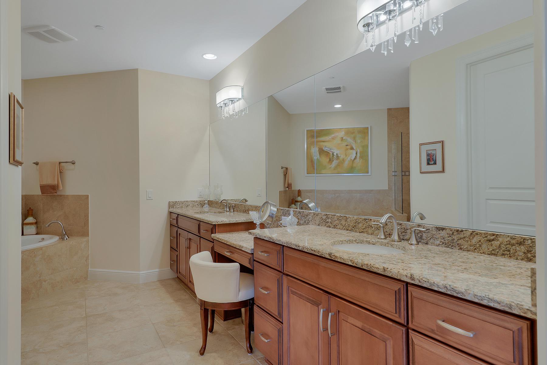 Additional photo for property listing at TIBURON - MARQUESA ROYALE 2555  Marquesa Royale Ln 1-101,  Naples, Florida 34109 United States