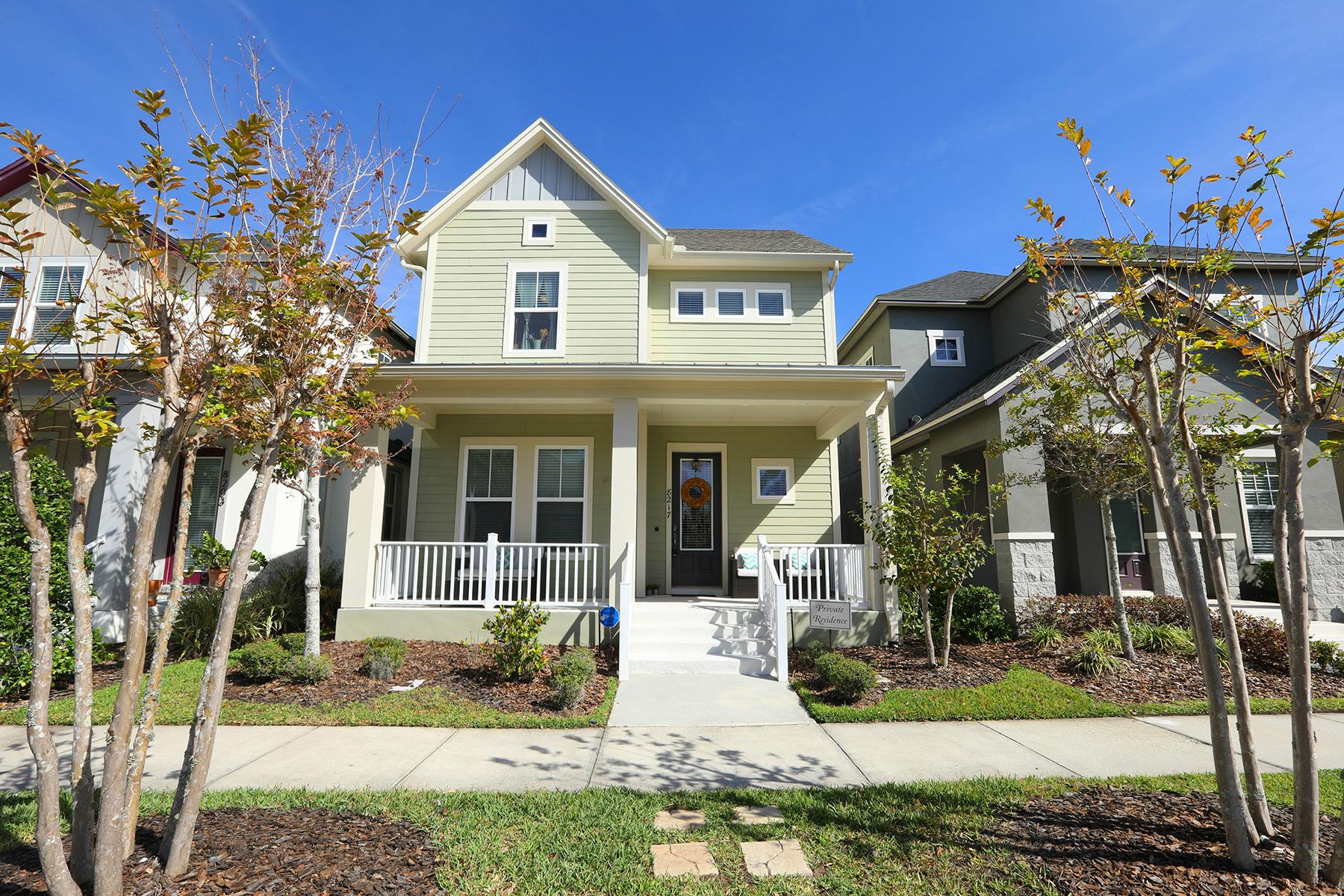 واحد منزل الأسرة للـ Sale في ORLANDO 8217 Laureate Blvd, Orlando, Florida, 32827 United States