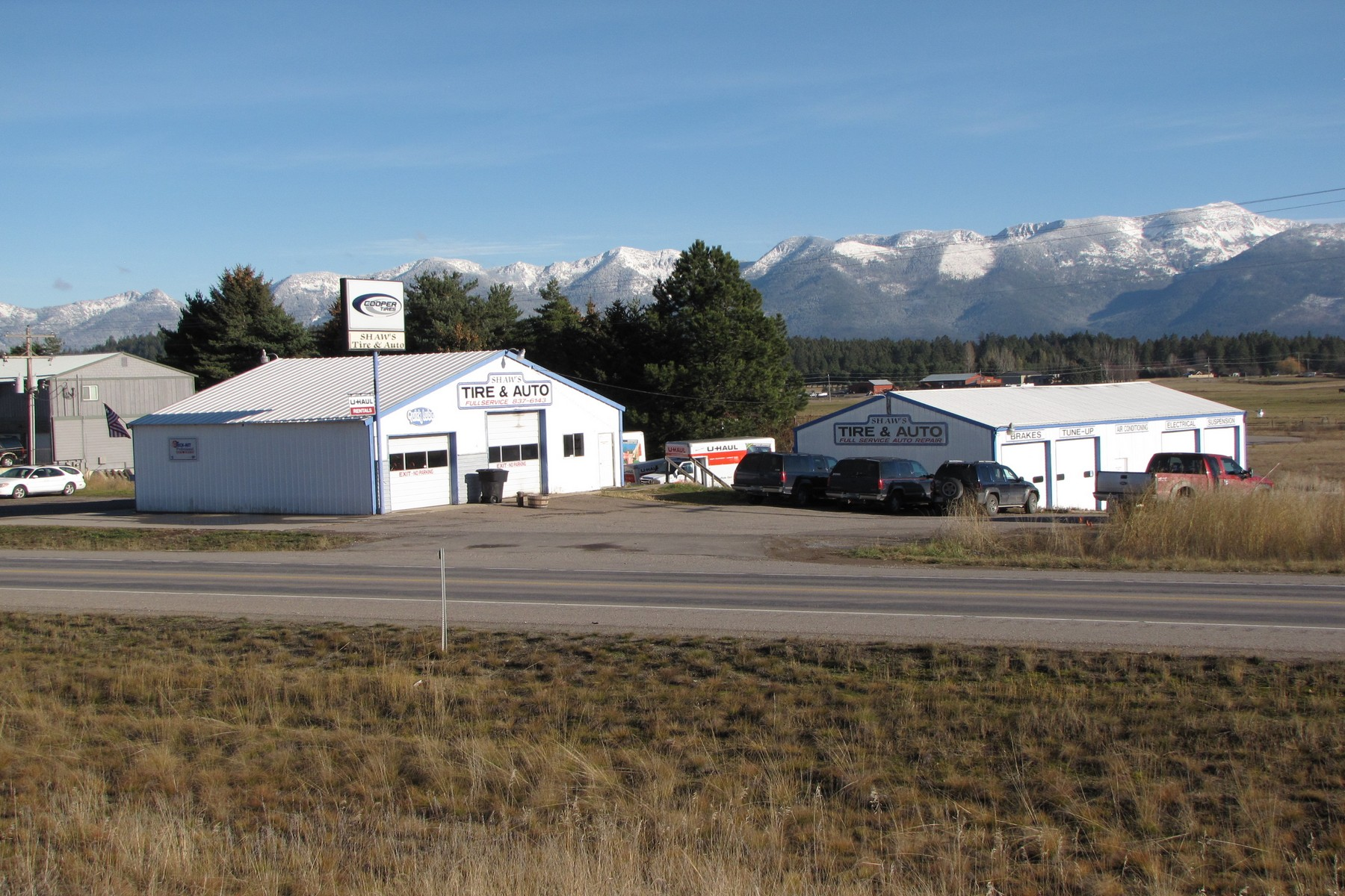 Commercial for Sale at 7595 MT-35 Highway , land & bldg, Bigfork, MT 5991 7595 MT-35 Hwy land & bldg Bigfork, Montana 59911 United States