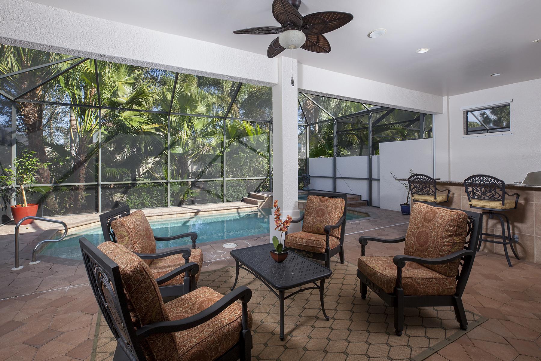 Villa per Vendita alle ore OLDE SYPRESS 3087 Santorini Ct, Naples, Florida, 34119 Stati Uniti