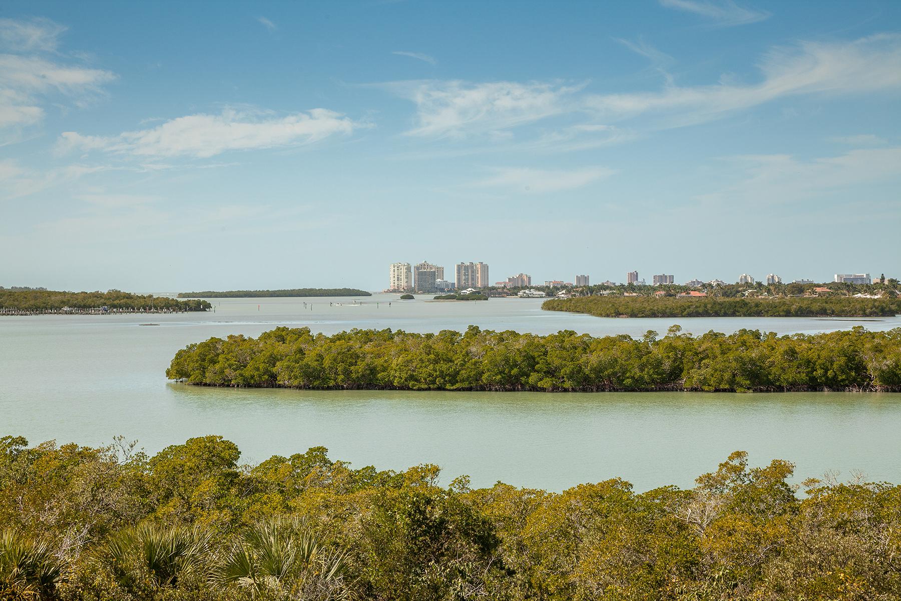 Земля для того Продажа на KEY MARCO 1149 Blue Hill Creek Dr, Marco Island, Флорида, 34145 Соединенные Штаты