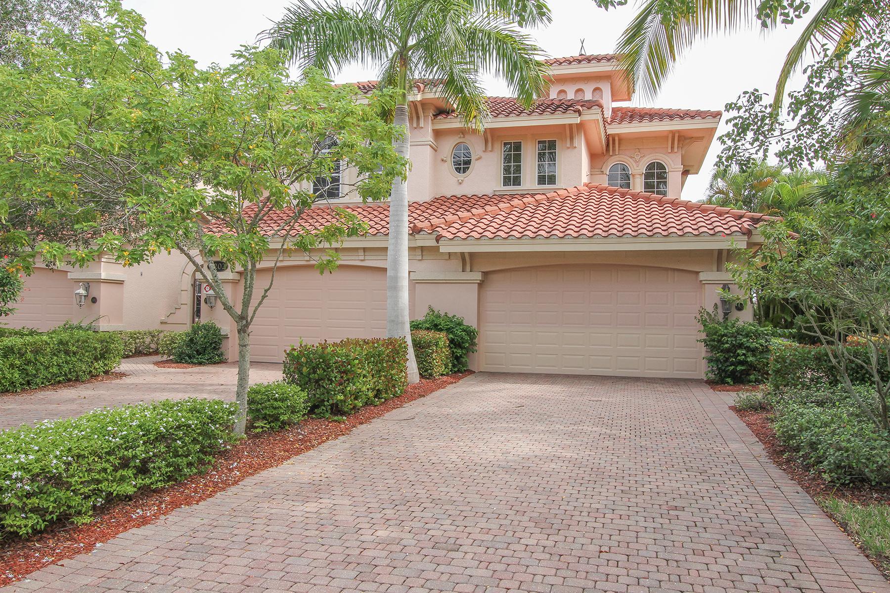 Condominio per Vendita alle ore FIDDLER'S CREEK - SERENA 3202 Serenity Ct 202 Naples, Florida, 34114 Stati Uniti
