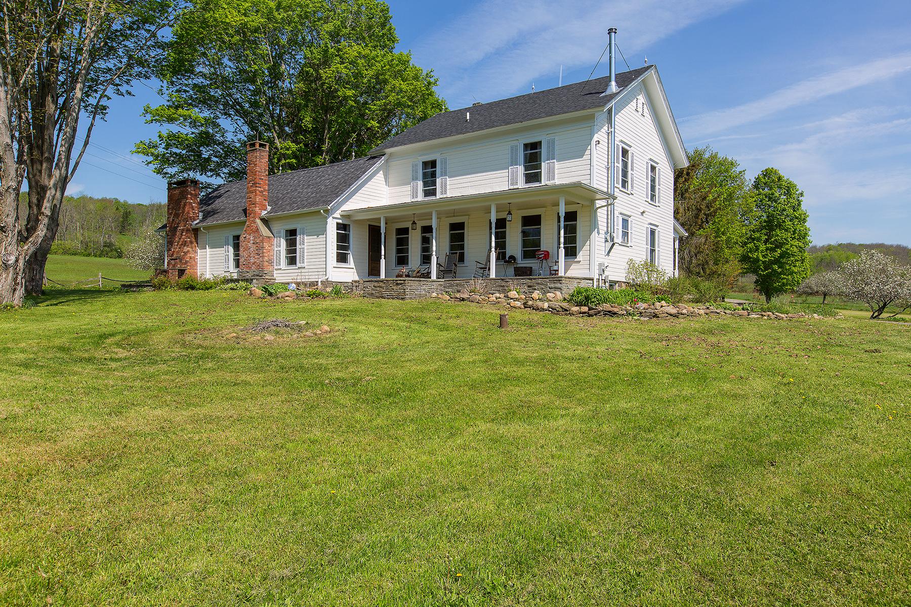 Additional photo for property listing at Hemlock Hill Farm 380  Raymond Fish Rd Hartwick, New York 13348 United States