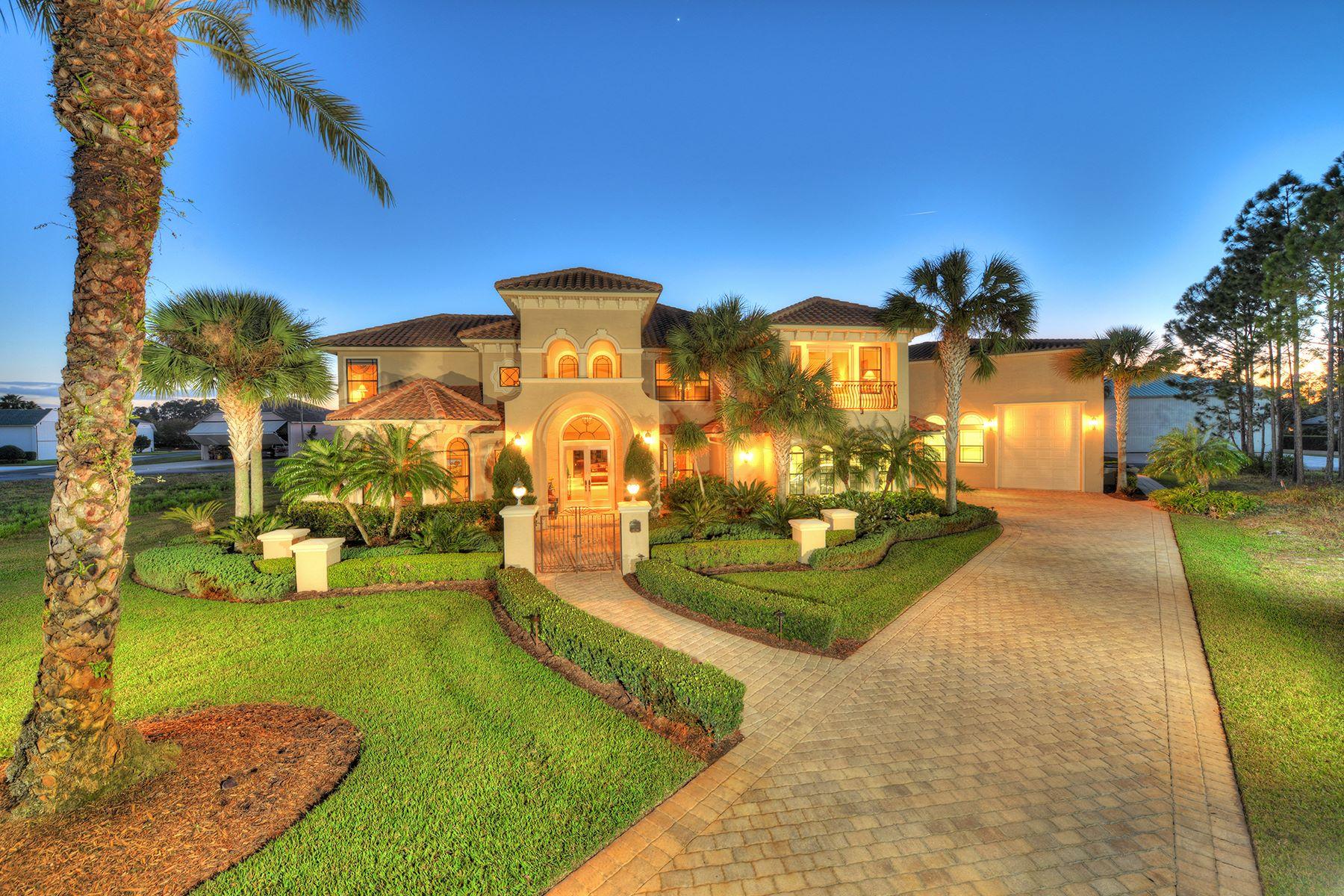 Nhà ở một gia đình vì Bán tại SPRUCE CREEK AND THE BEACHES 1809 Avanti Ct Port Orange, Florida, 32128 Hoa Kỳ