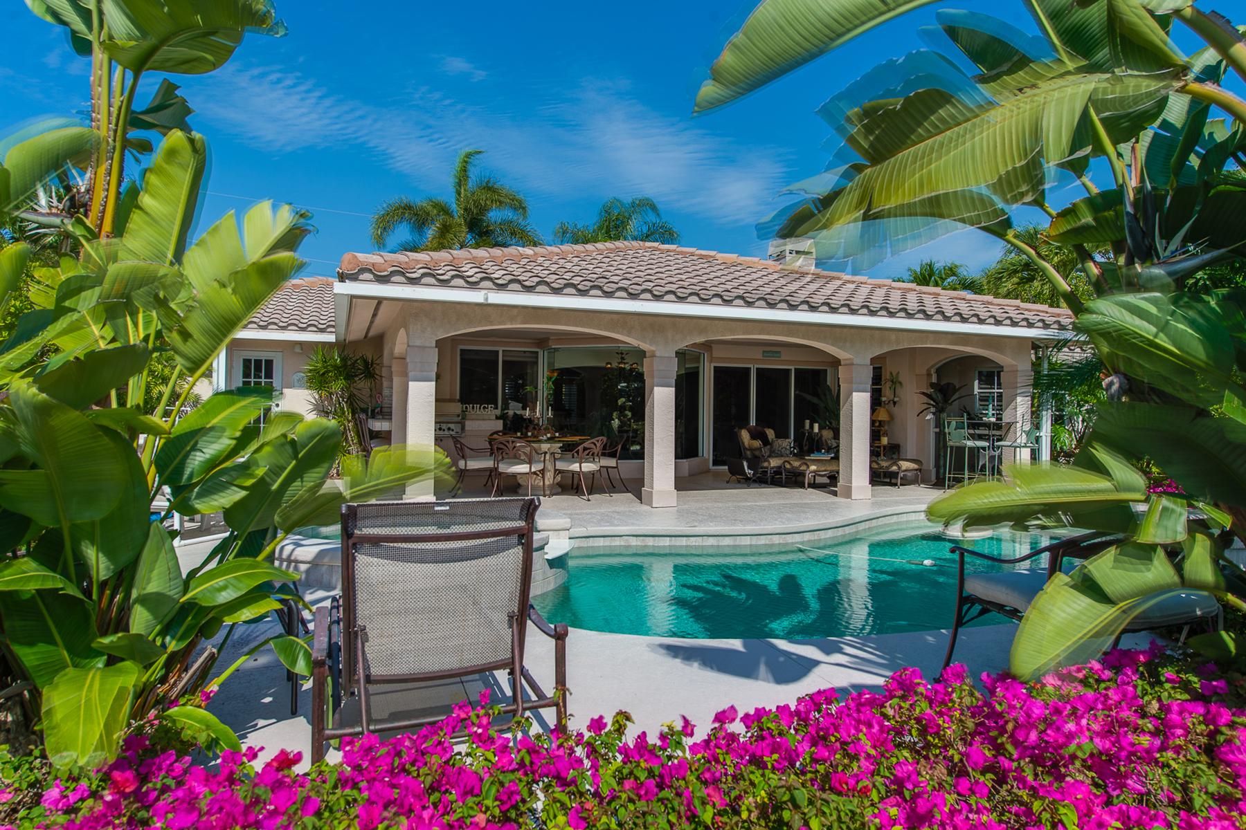Maison unifamiliale pour l Vente à SANIBEL 932 Whelk Dr, Sanibel, Florida 33957 États-Unis