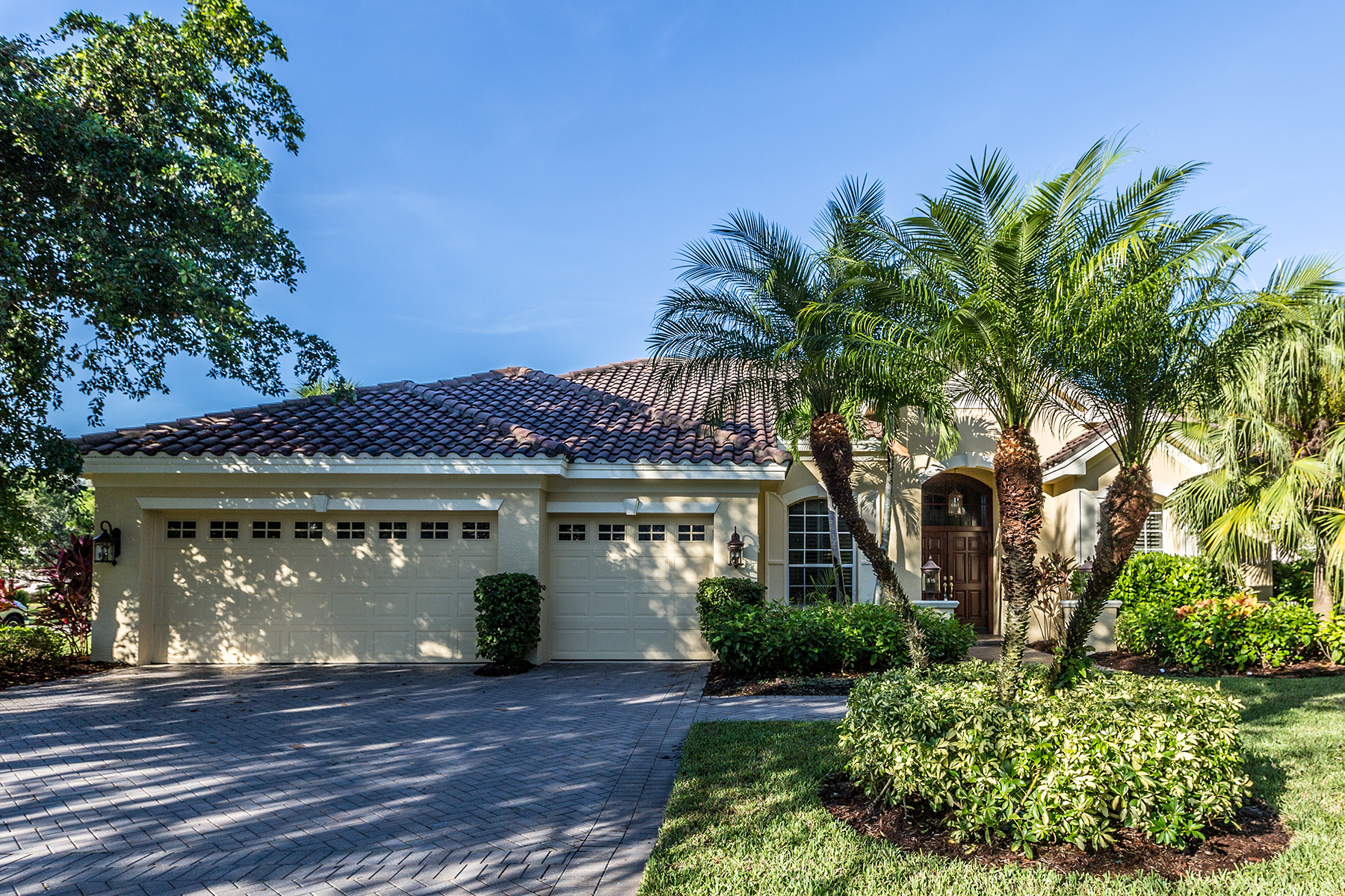 Tek Ailelik Ev için Satış at FIDDLER'S CREEK - MULBERRY ROW 7661 Mulberry Ln Naples, Florida, 34114 Amerika Birleşik Devletleri