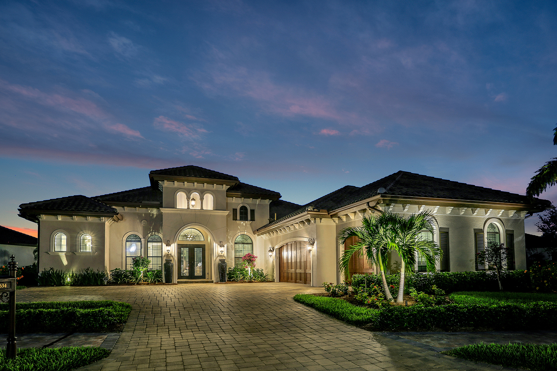 Single Family Home for Sale at LELY RESORT - LAKOYA 6634 Costa Cir, Naples, Florida 34113 United States