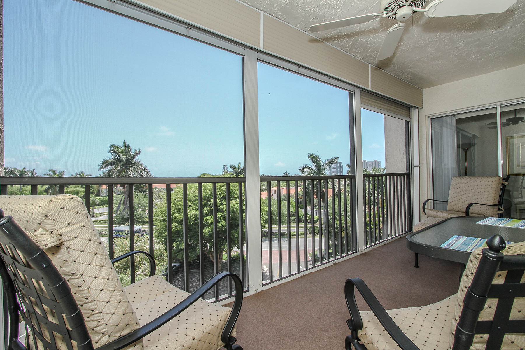 Condominium for Rent at VENETIAN BAYVIEW - VENETIAN BAYVIEW 555 Park Shore Dr 513, Naples, Florida 34103 United States