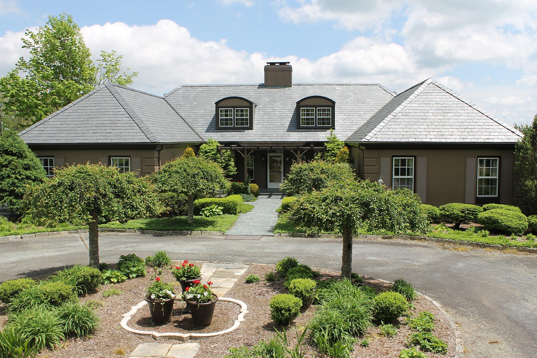 Casa Unifamiliar por un Venta en BLOWING ROCK 1799 Flat Top Rd Blowing Rock, Carolina Del Norte, 28605 Estados Unidos