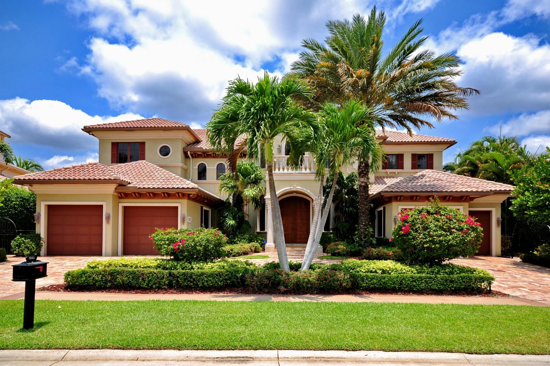 sales property at 7663 Fenwick Pl , Boca Raton, FL 33496