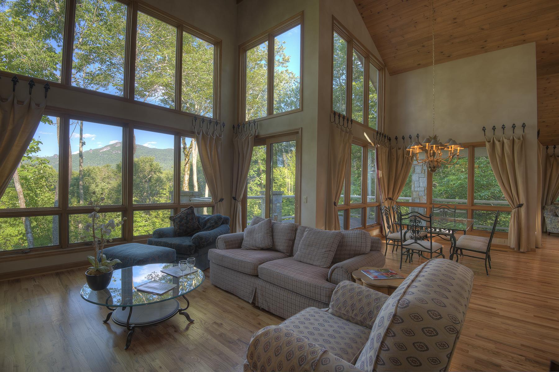 Single Family Home for Sale at LINVILLE - LINVILLE RIDGE 1515 Cranberry 15, Linville, North Carolina 28646 United States