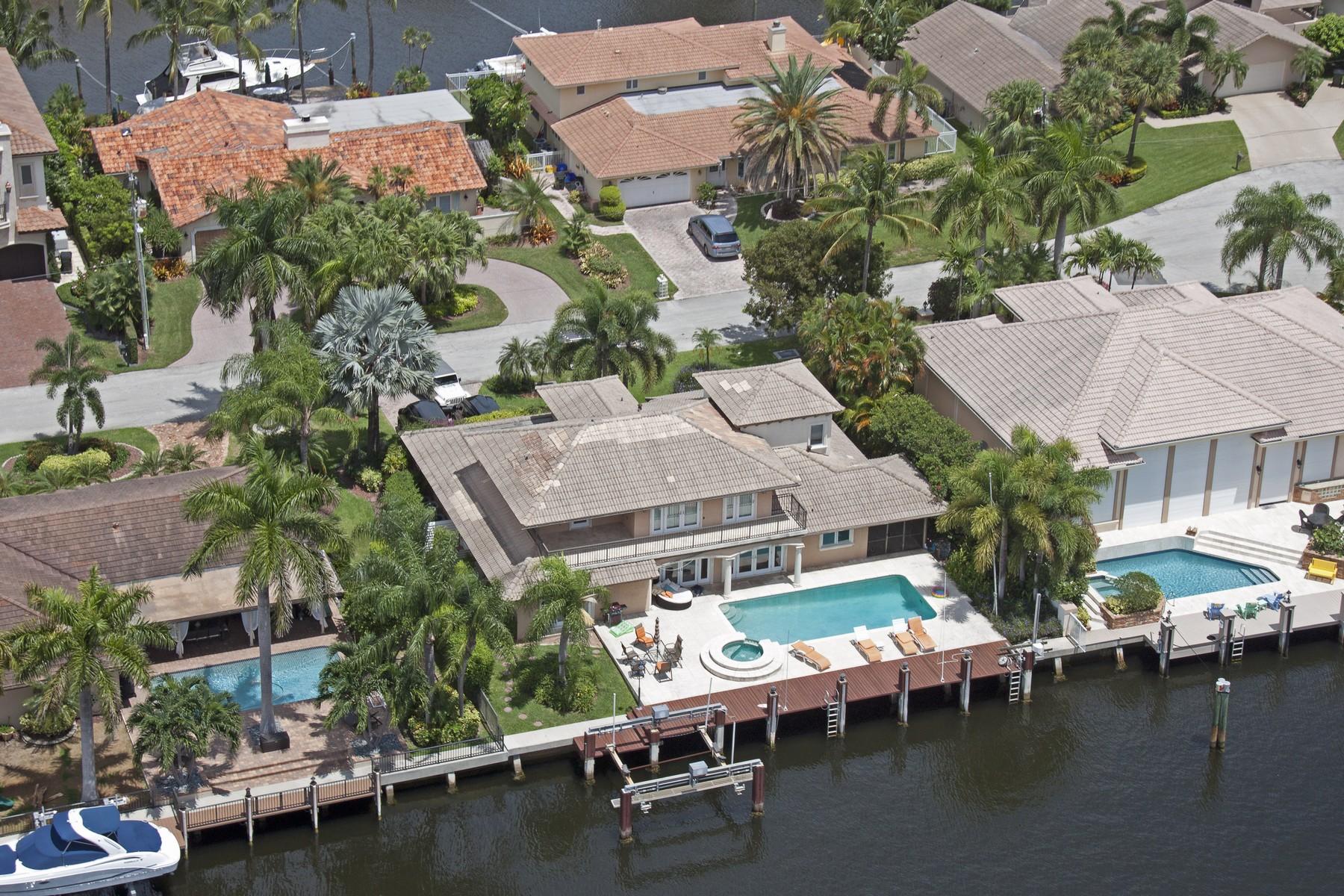 Casa Unifamiliar por un Venta en 950 Hyacinth Drive , Delray Beach, FL 33483 950 950 Hyacinth Dr Delray Beach, Florida, 33483 Estados Unidos