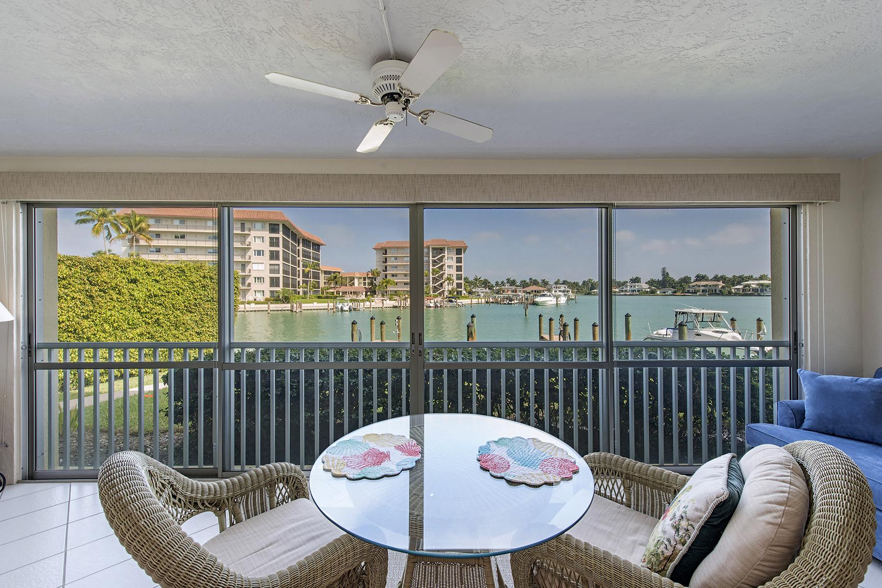 Condominium for Sale at Naples 2850 Gulf Shore Blvd N 110 Naples, Florida, 34103 United States