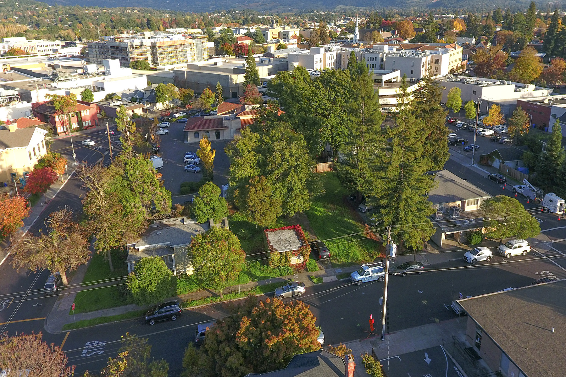 Other Residential for Sale at Mixed-use Parcels in Downtown Napa 1461 Polk St Napa, California 94559 United States