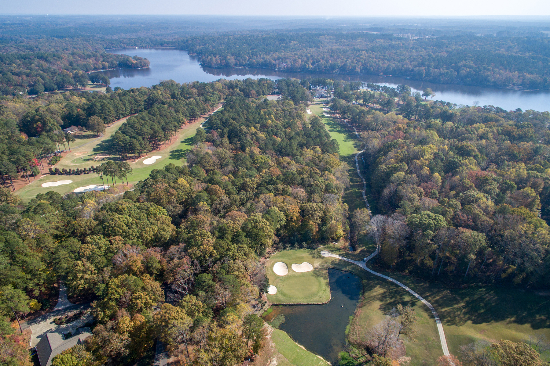 Land for Sale at 18 ACRES IN CAROLINA TRACE 9999 Country Club Dr, Sanford, North Carolina 27332 United States