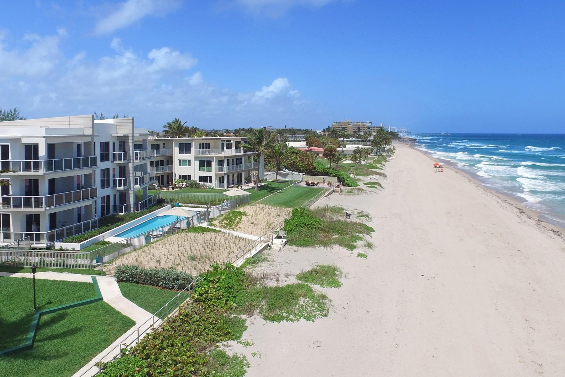 Condominio por un Venta en 1200 Hillsboro Mile , 1303, Hillsboro Beach, FL 33 1200 Hillsboro Mile 1303 Hillsboro Beach, Florida, 33062 Estados Unidos