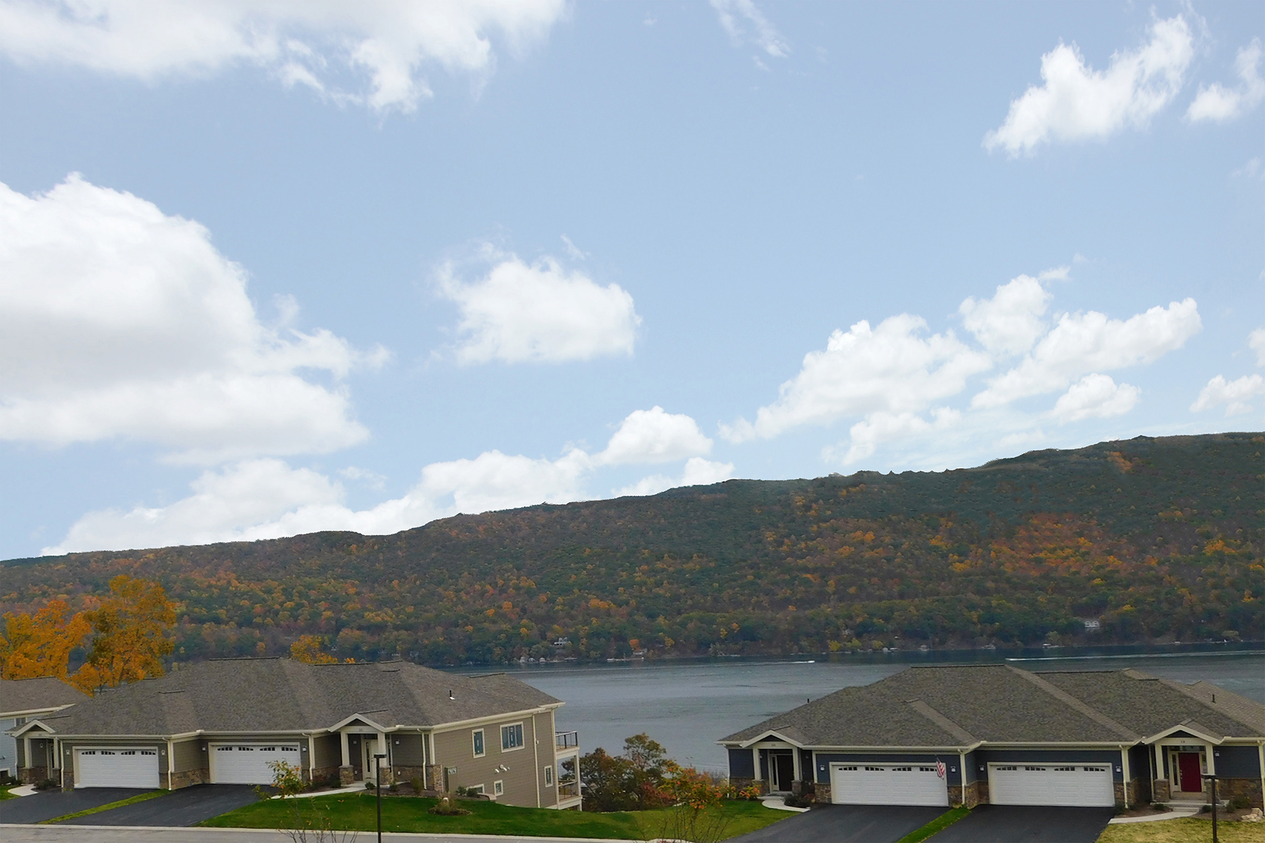 Condominium for Sale at Bristol XVIII 18B Terrace Drive Canandaigua, New York 14424 United States