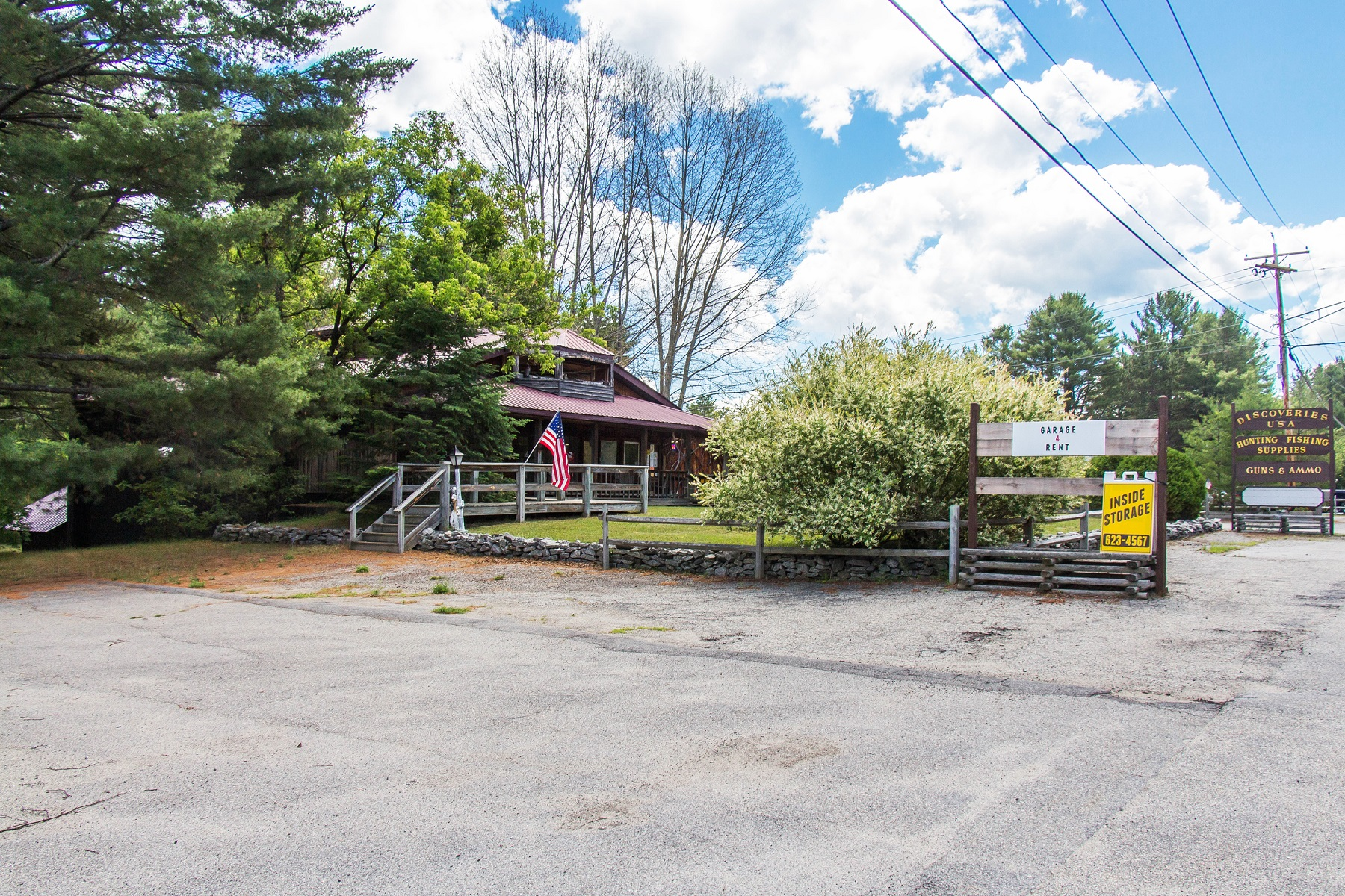 Commercial for Sale at Discoveries 4498 State Route 9 Warrensburg, New York 12885 United States